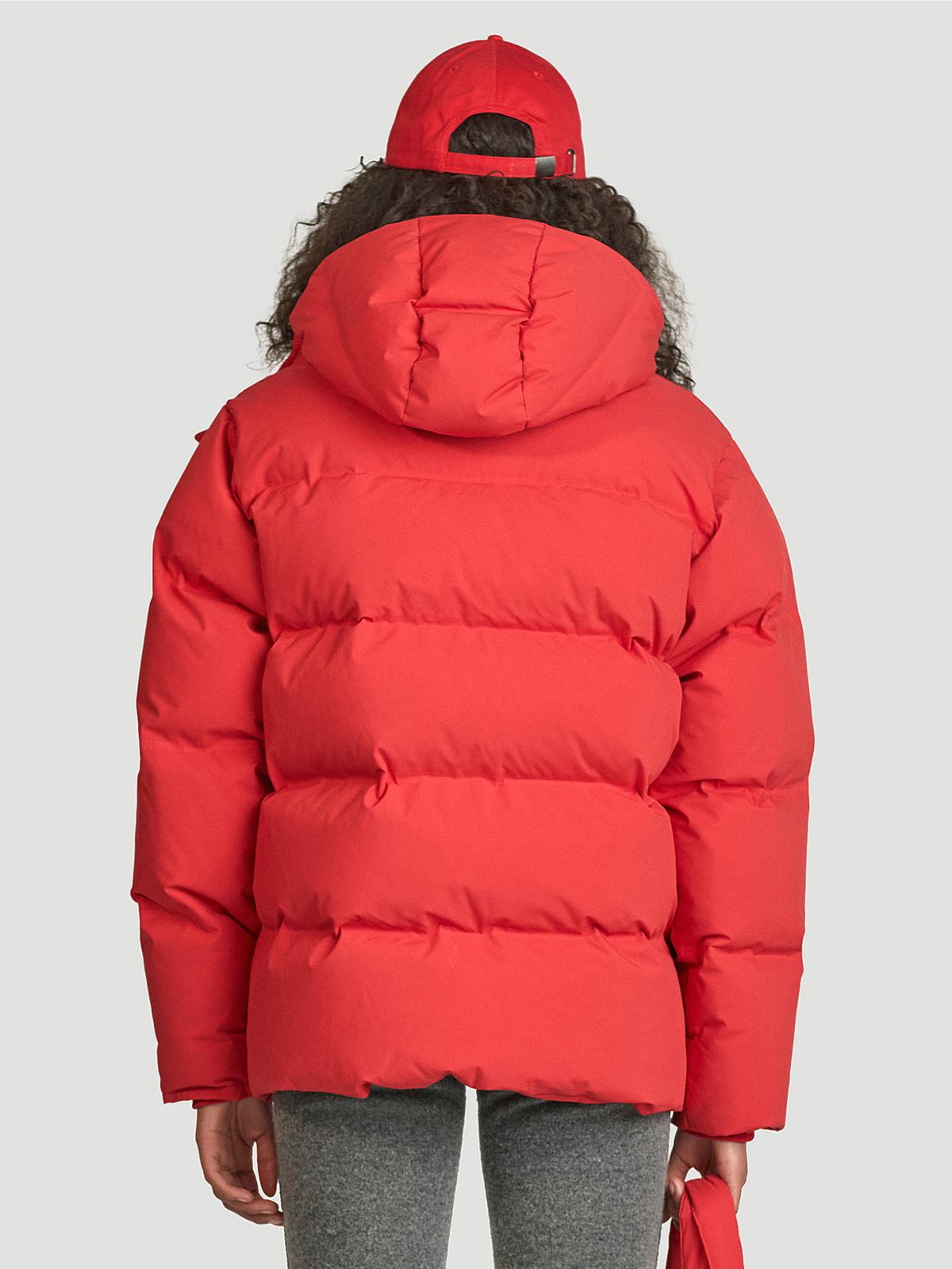 Besseggen Down Jacket  Red 3