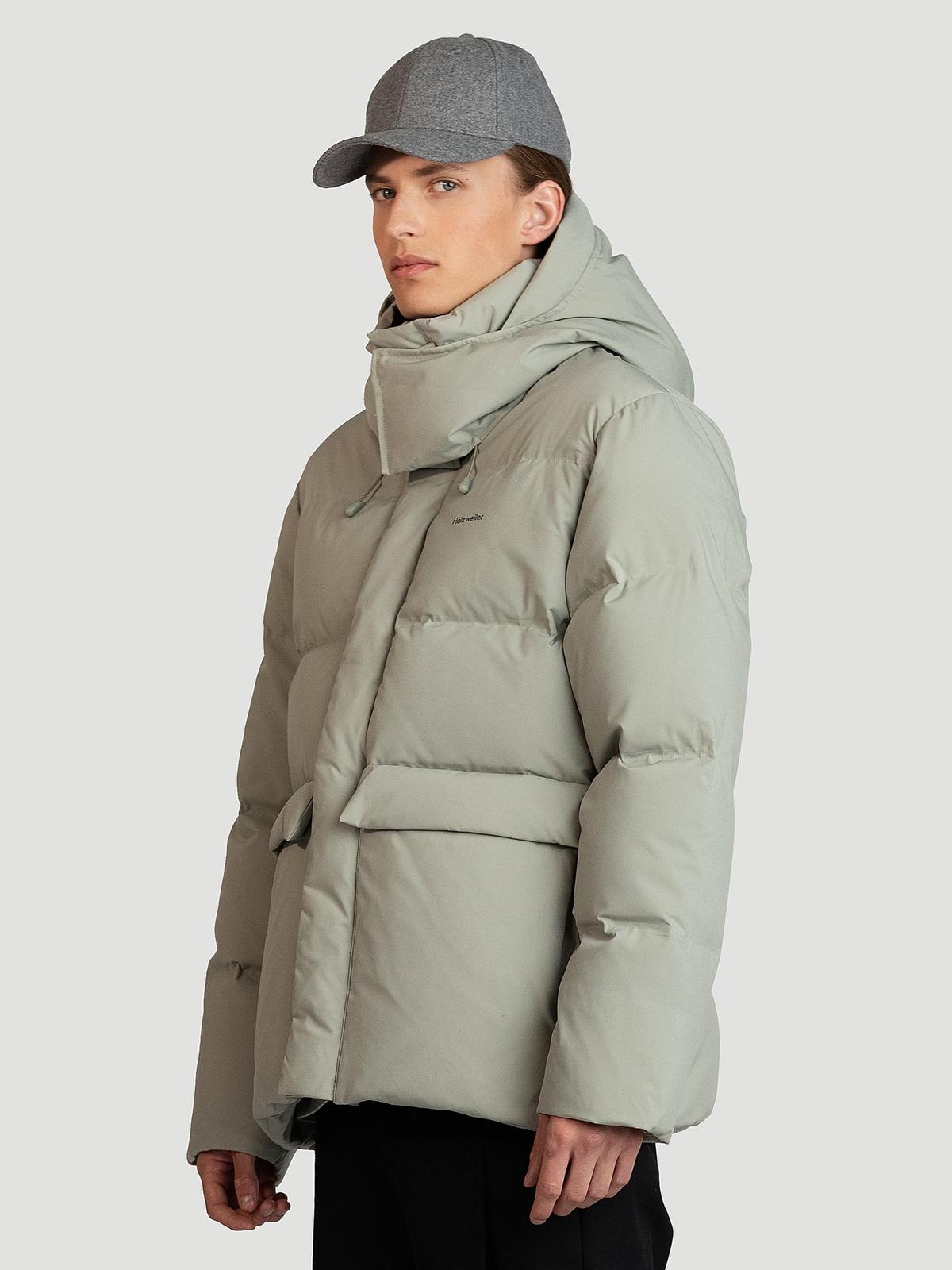 Dovre Down Jacket  Teal 5
