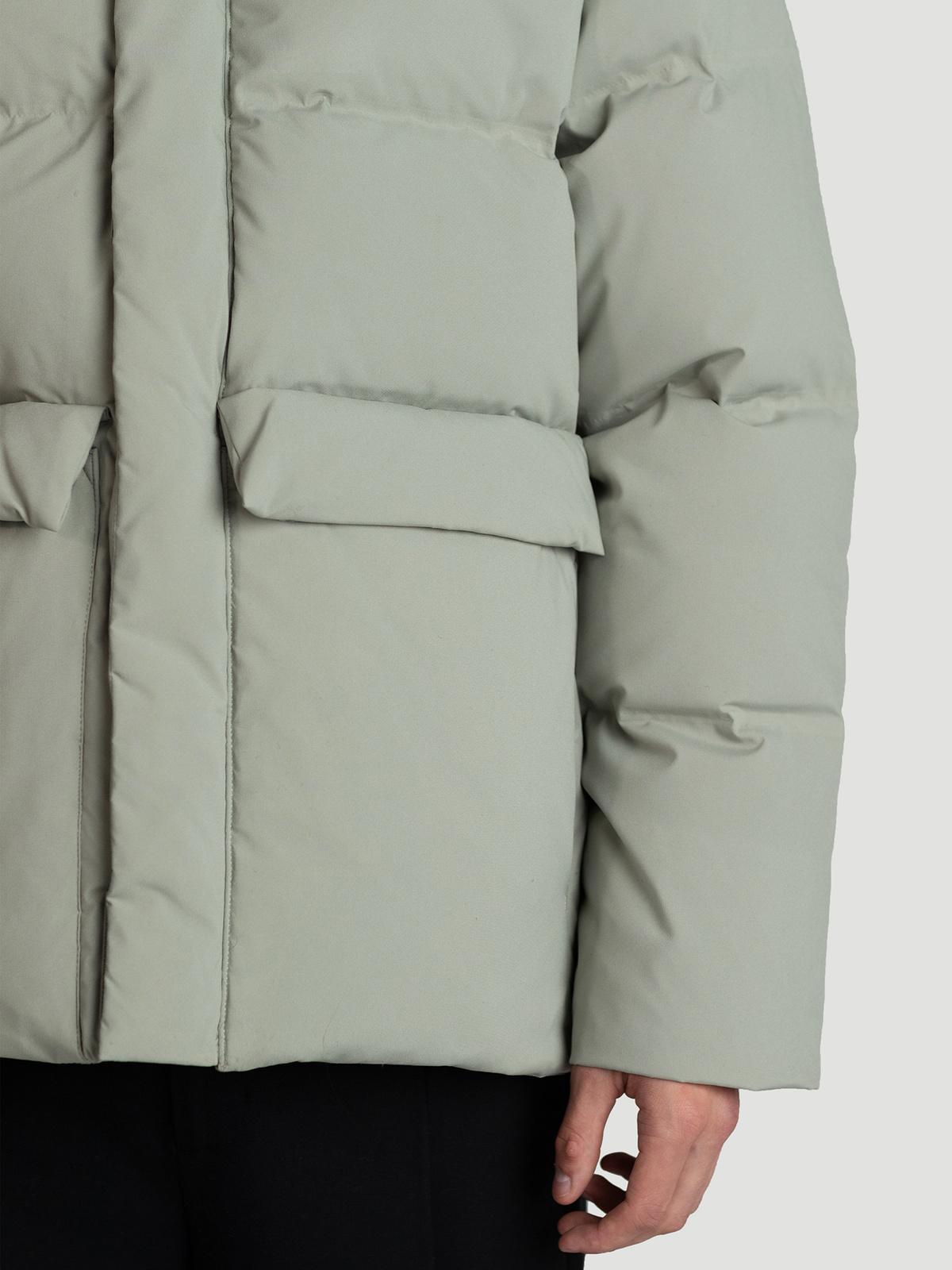 Dovre Down Jacket  Teal 2