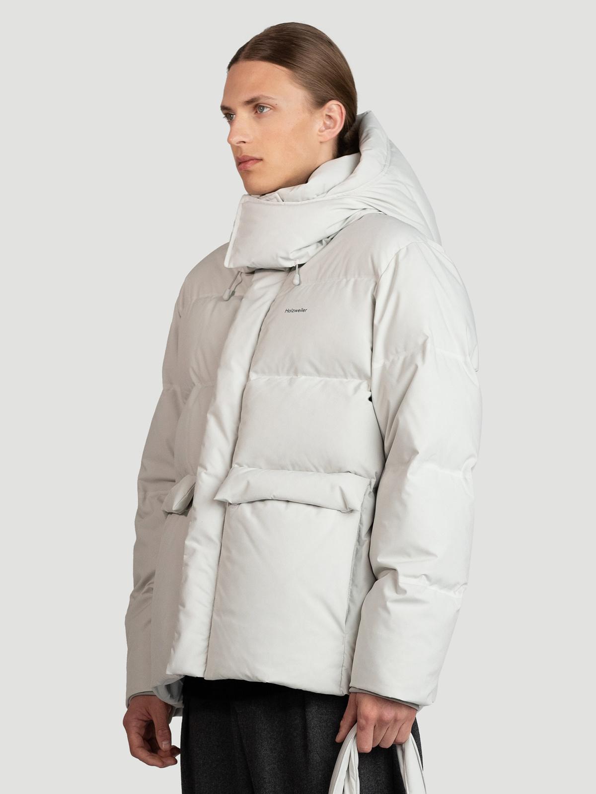Dovre Down Jacket  Lt. Grey 3