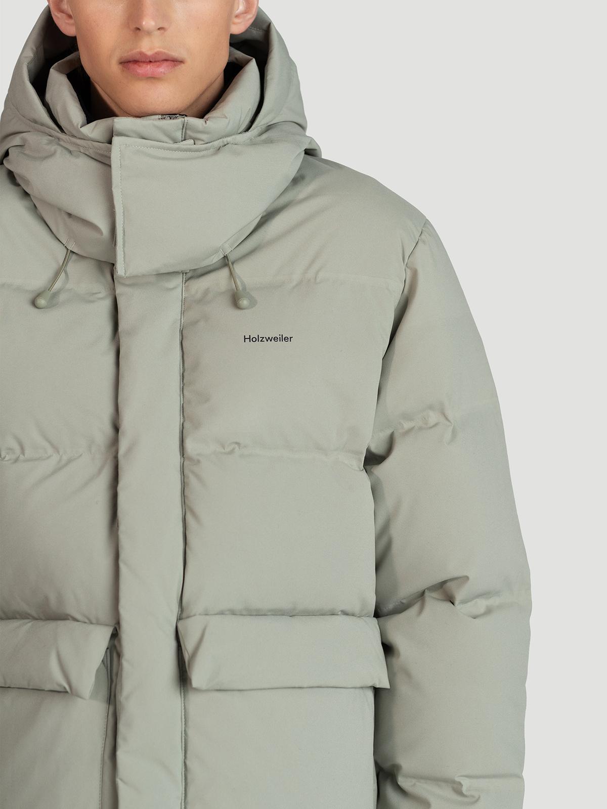 Dovre Down Jacket  Teal 3