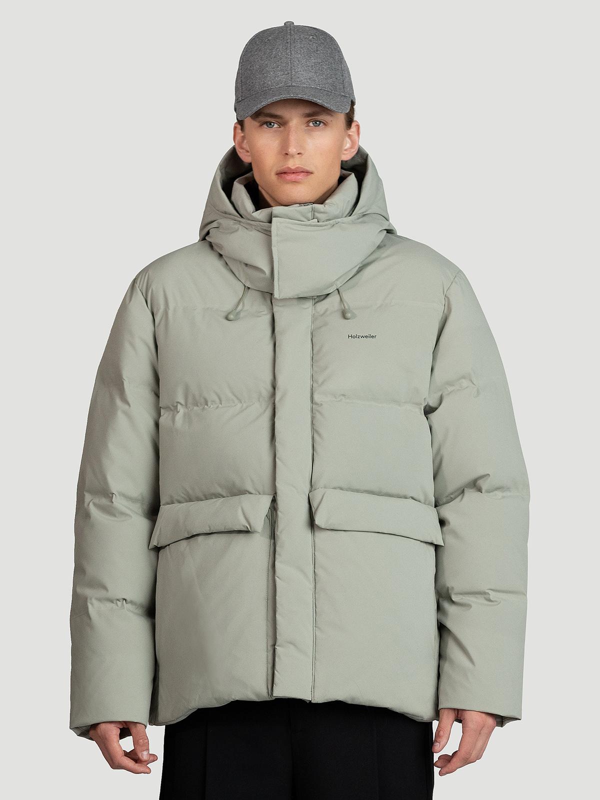 Dovre Down Jacket  Teal 4