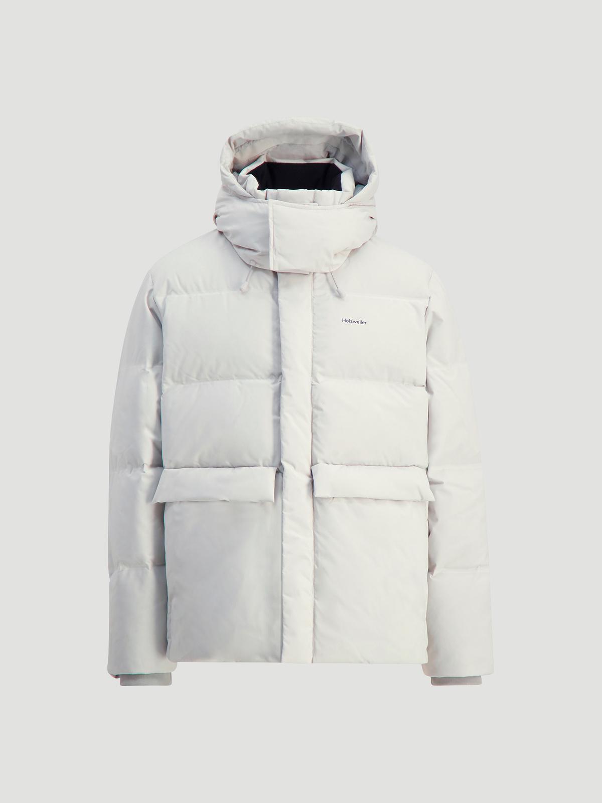 Dovre Down Jacket  Lt. Grey 7