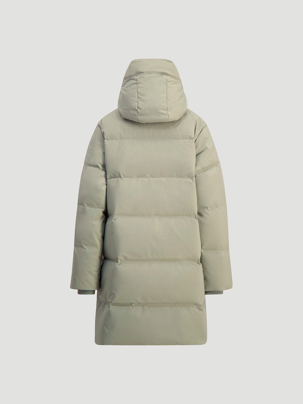 Loen Down Jacket  Teal 7