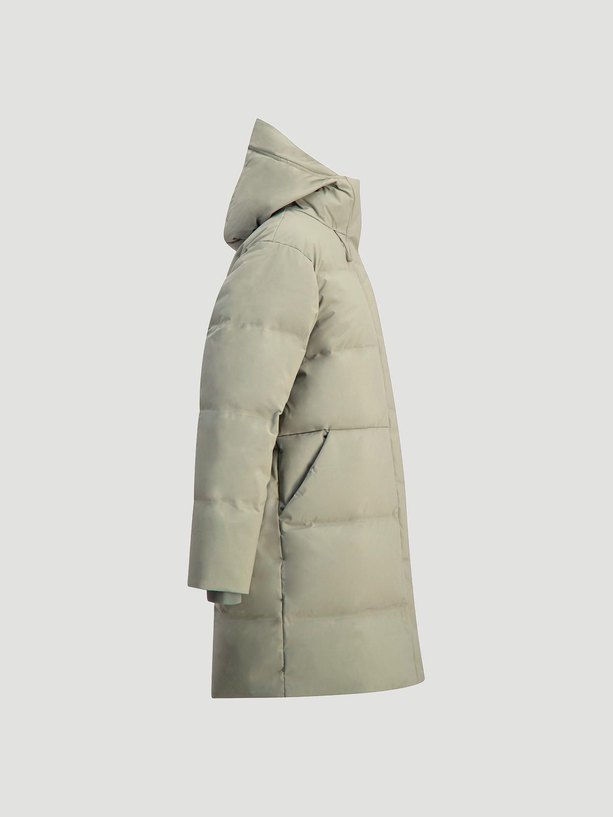 Loen Down Jacket  Teal 6