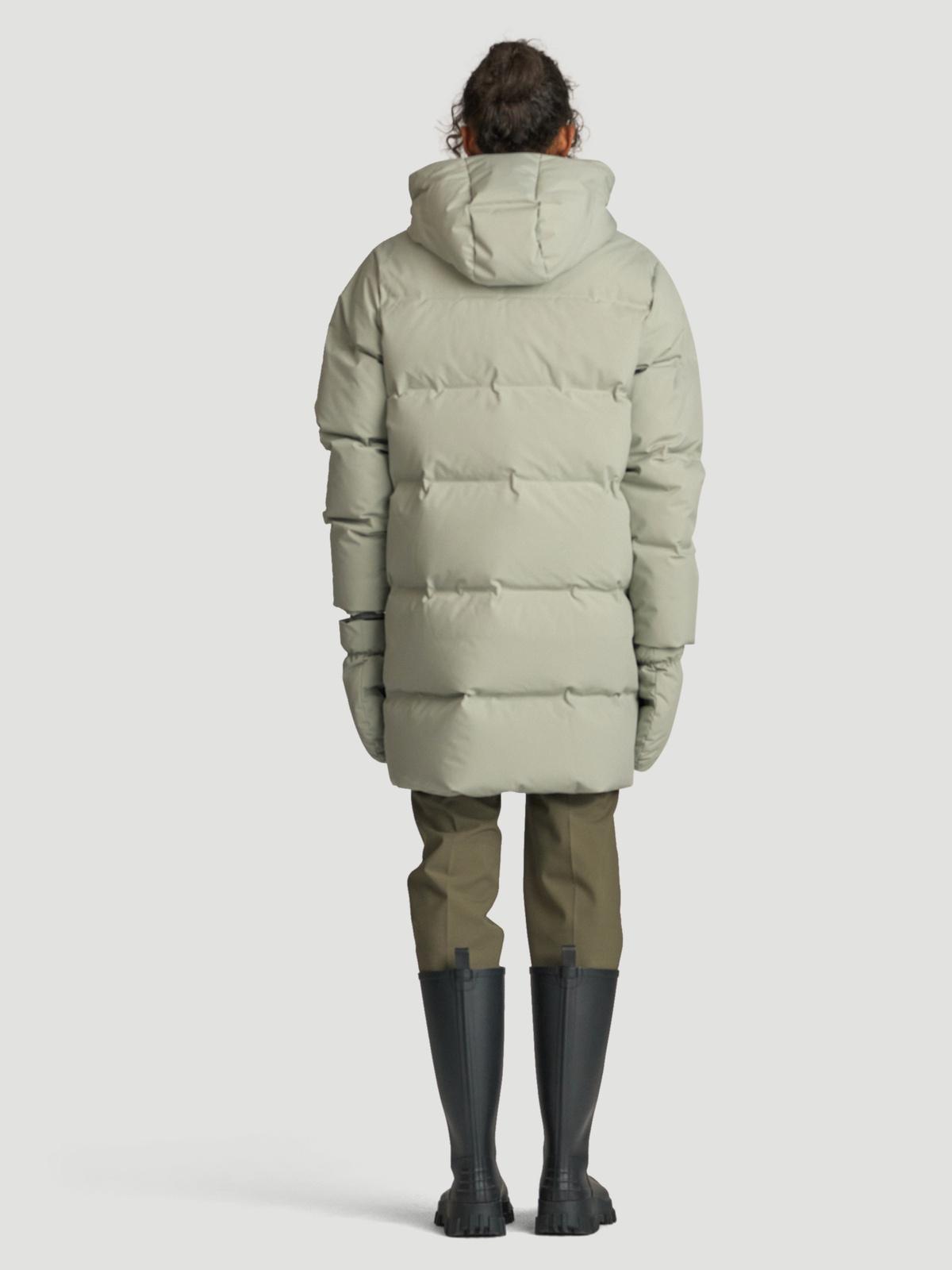 Loen Down Jacket  Teal 3