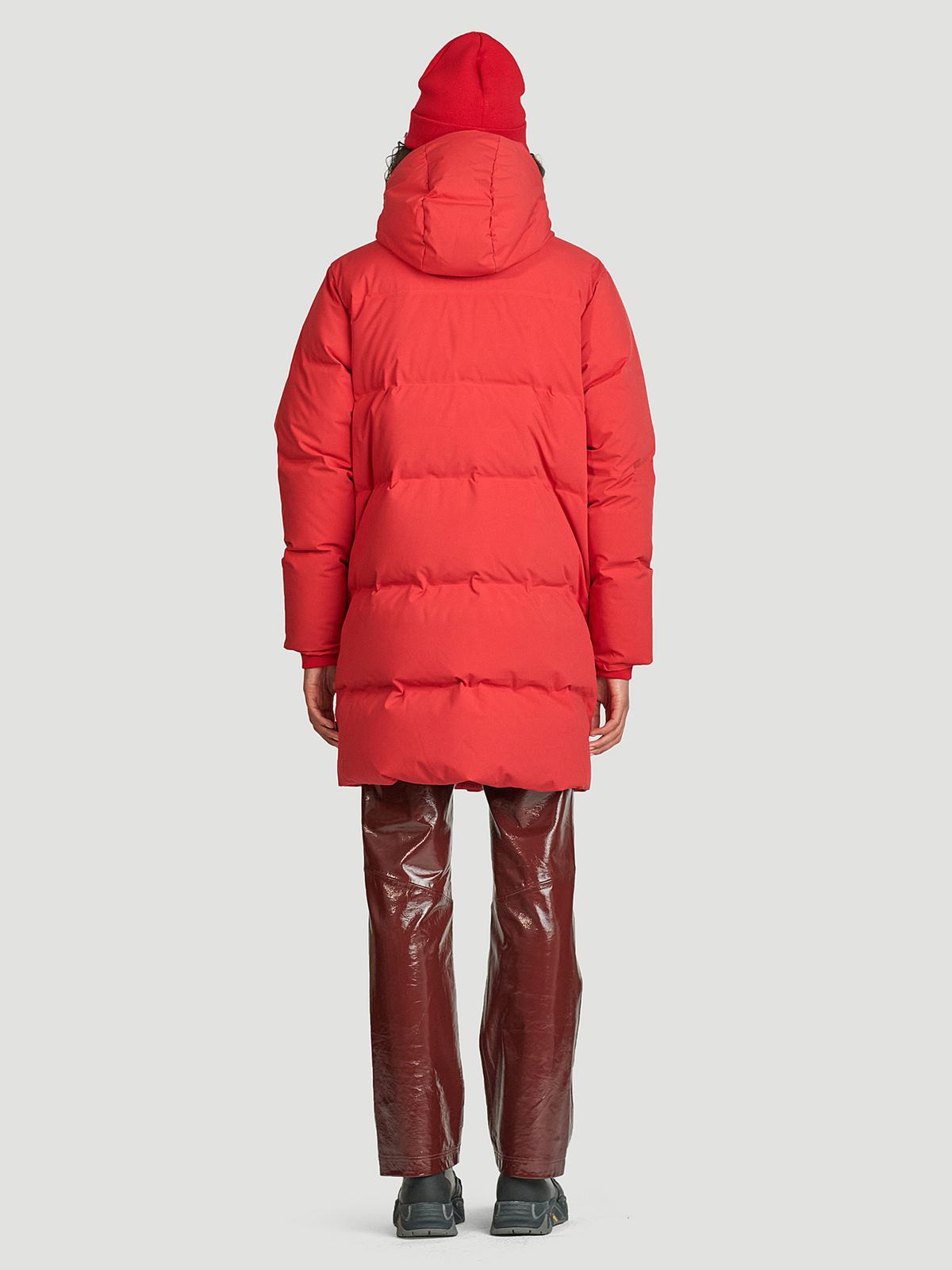 Loen Down Jacket  Red 3
