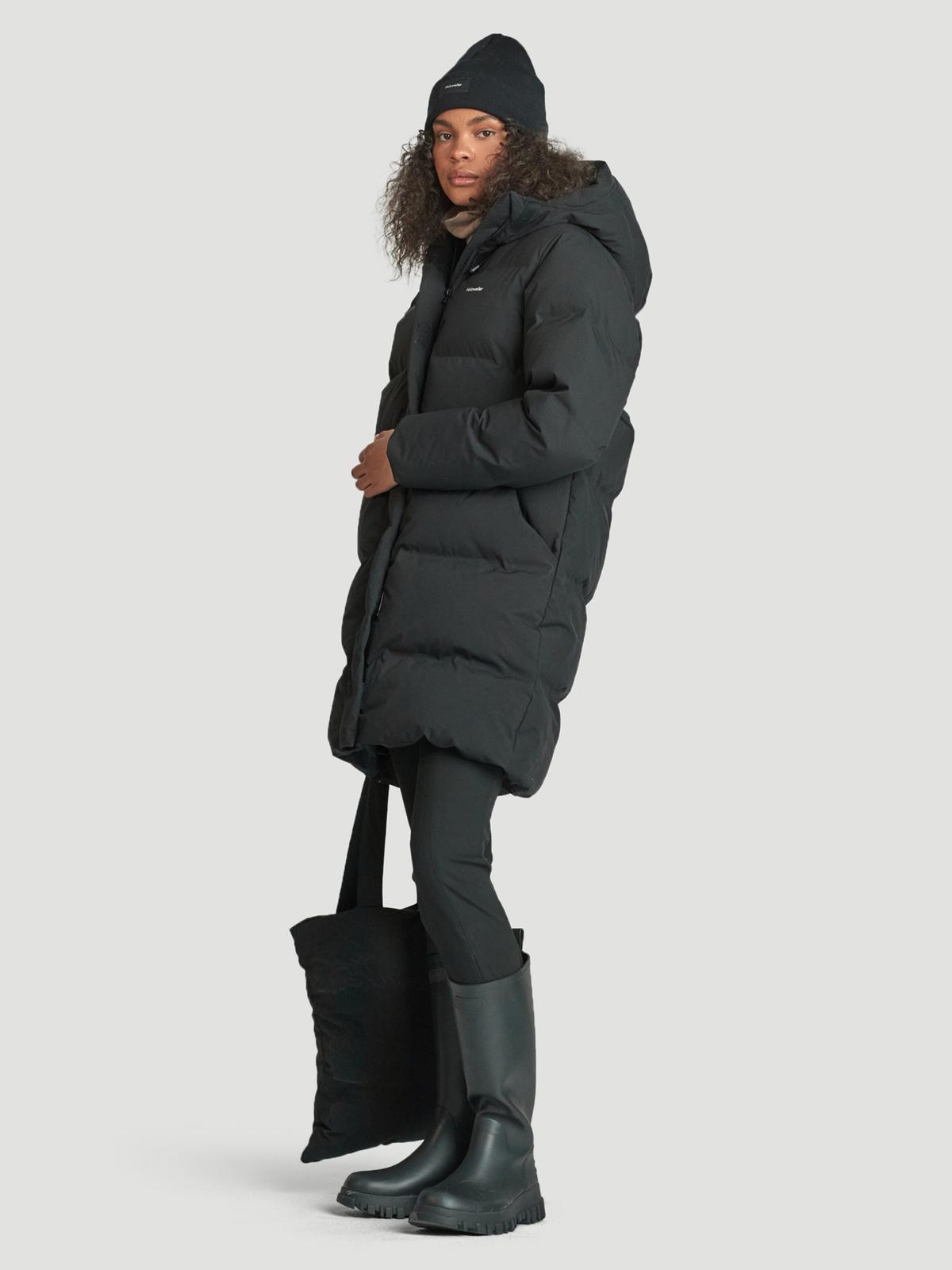 Loen Down Jacket  Black 2