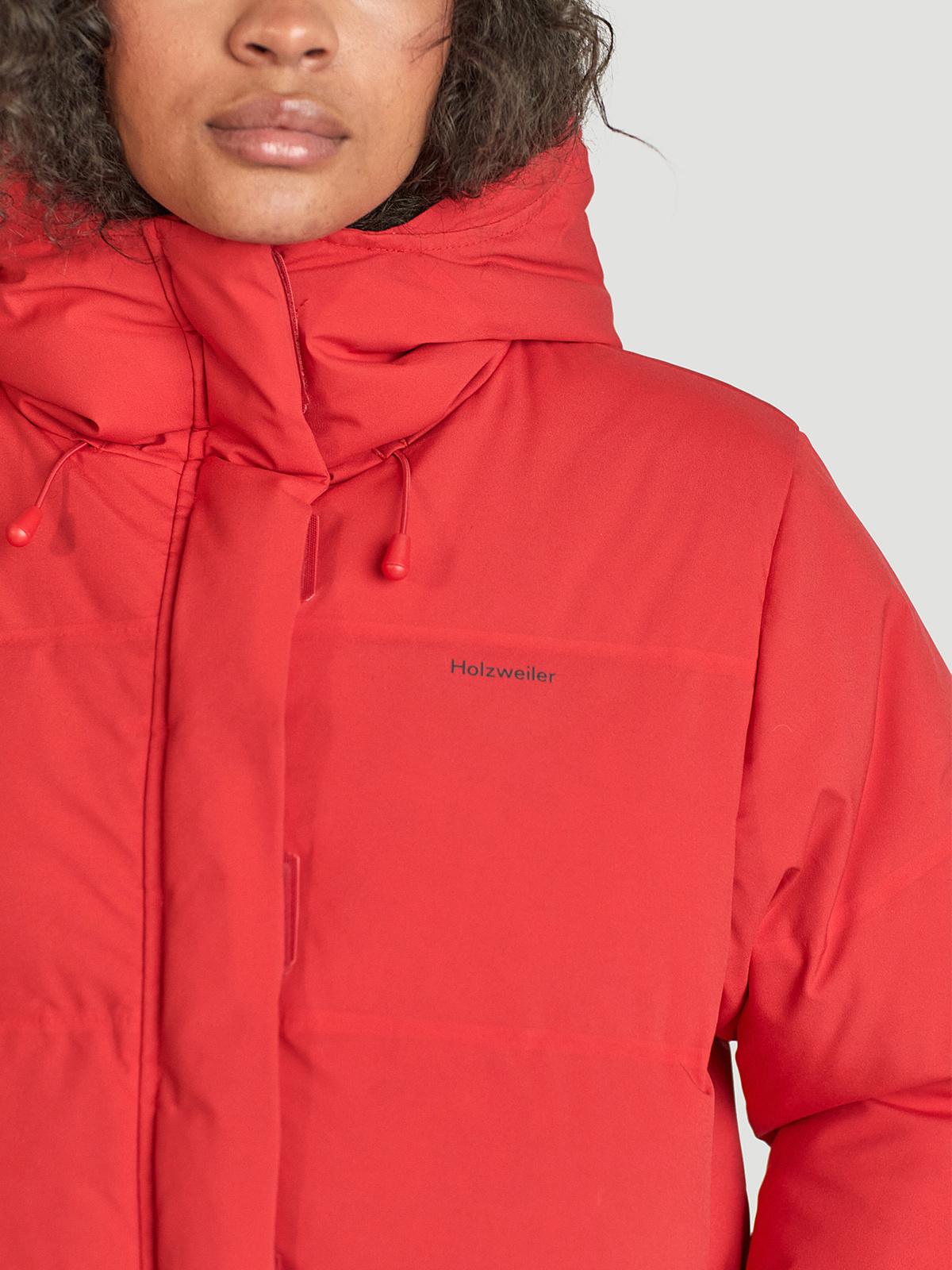 Loen Down Jacket  Red 1