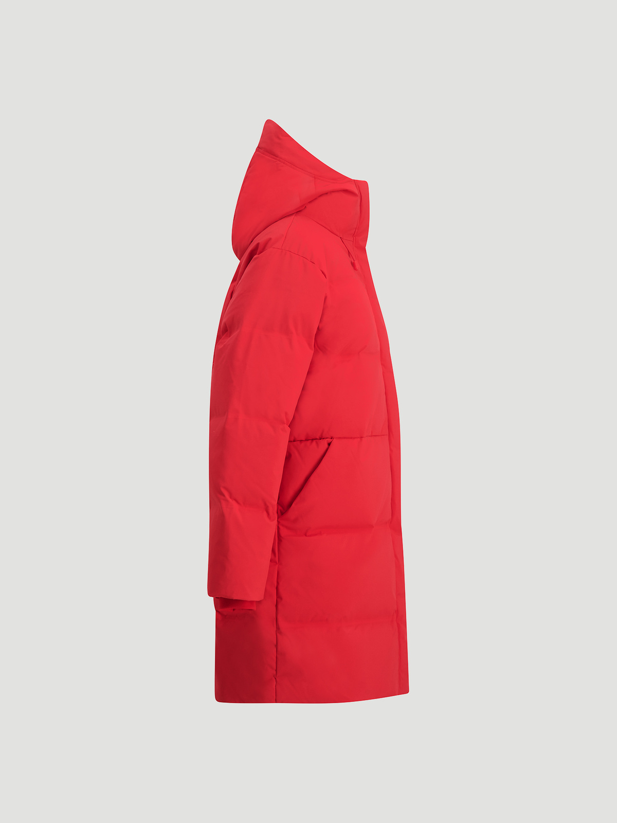 Loen Down Jacket  Red 6