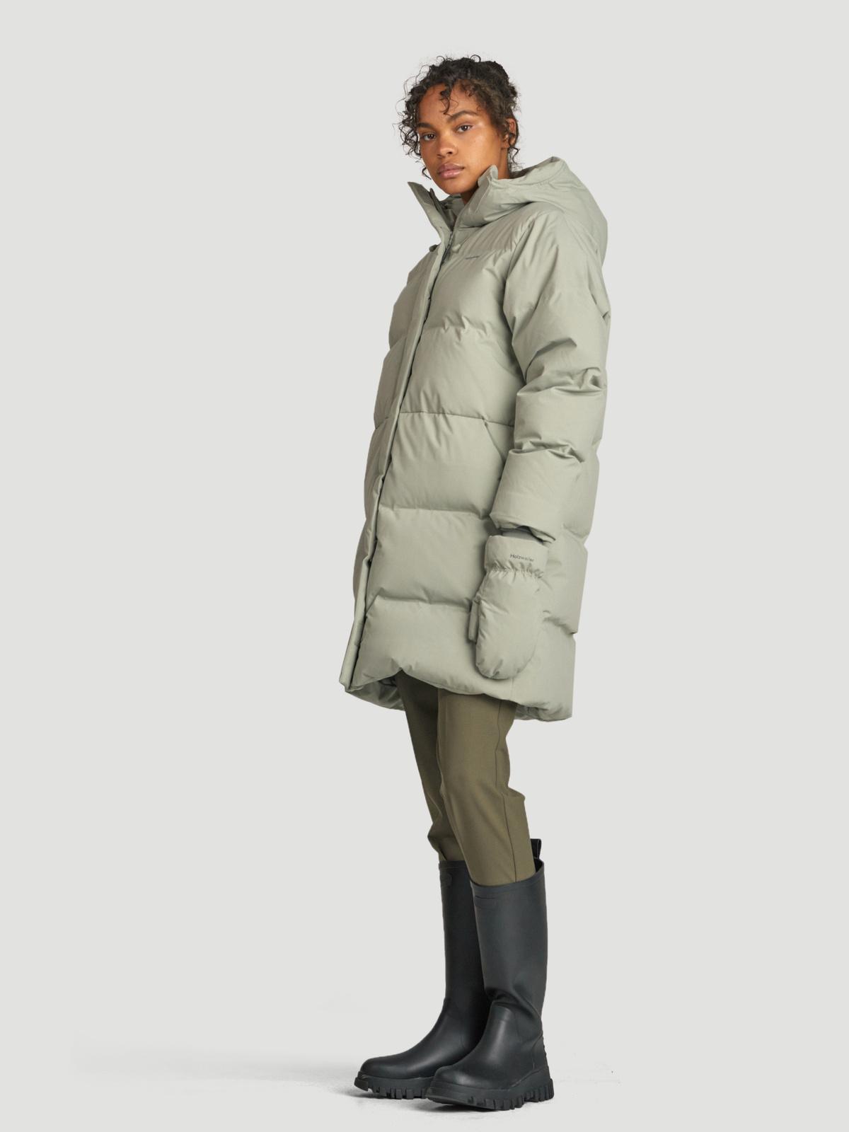 Loen Down Jacket  Teal 2