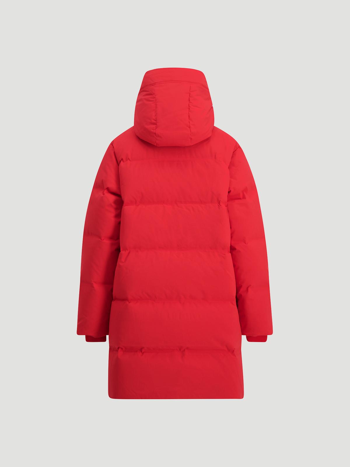 Loen Down Jacket  Red 7