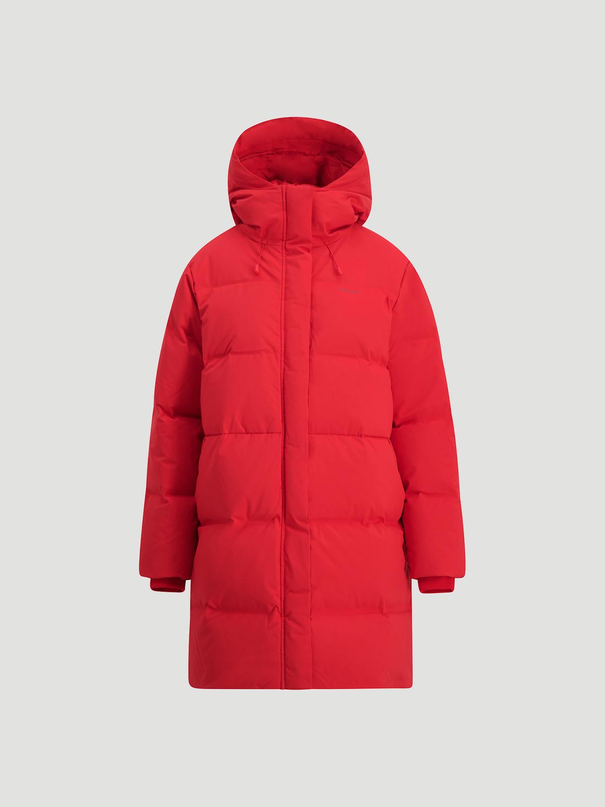 Loen Down Jacket  Red 5