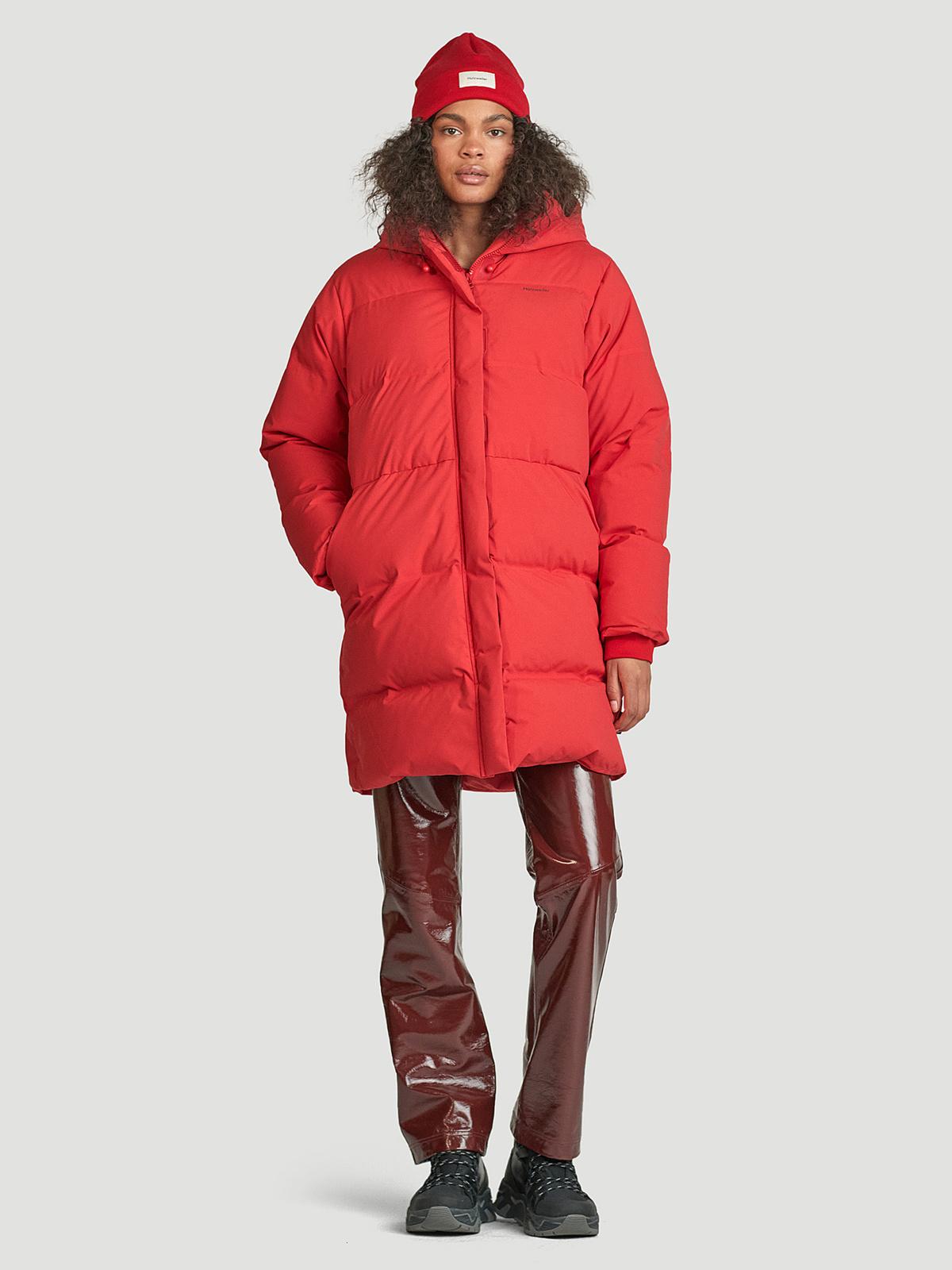 Loen Down Jacket  Red 0