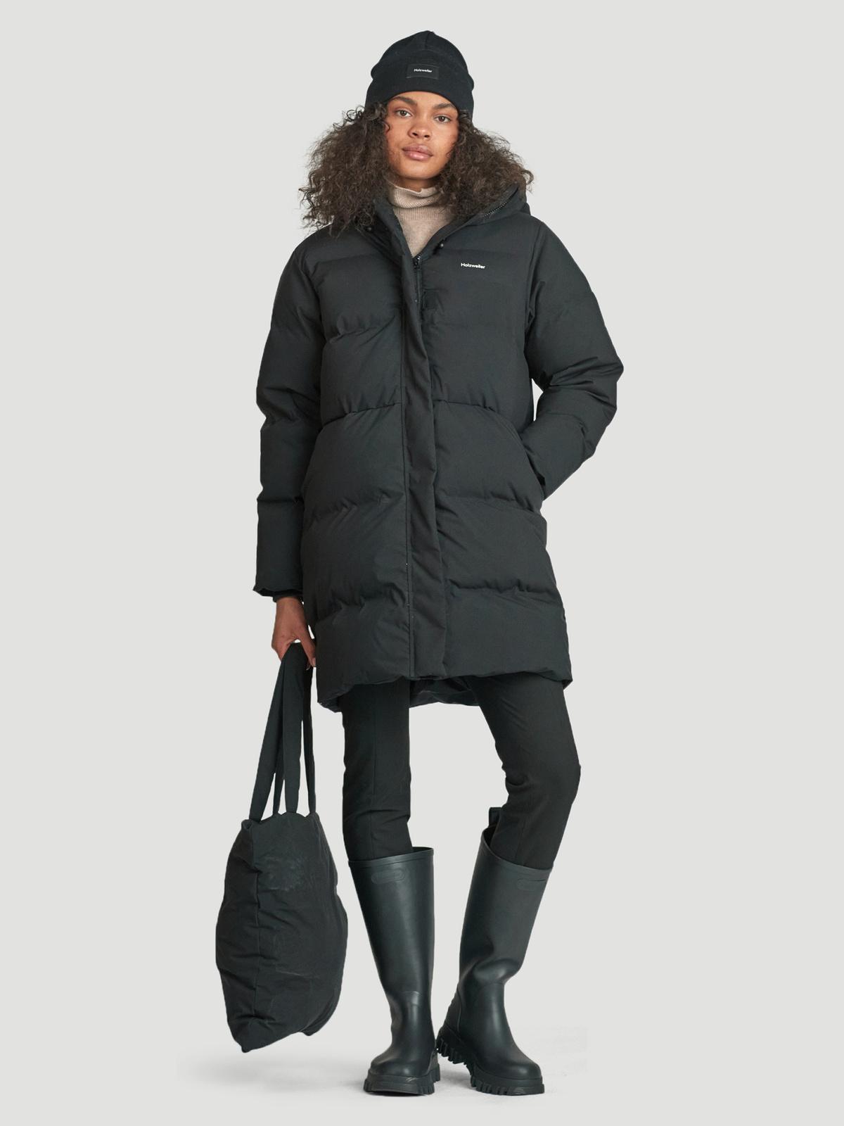 Loen Down Jacket  Black 0