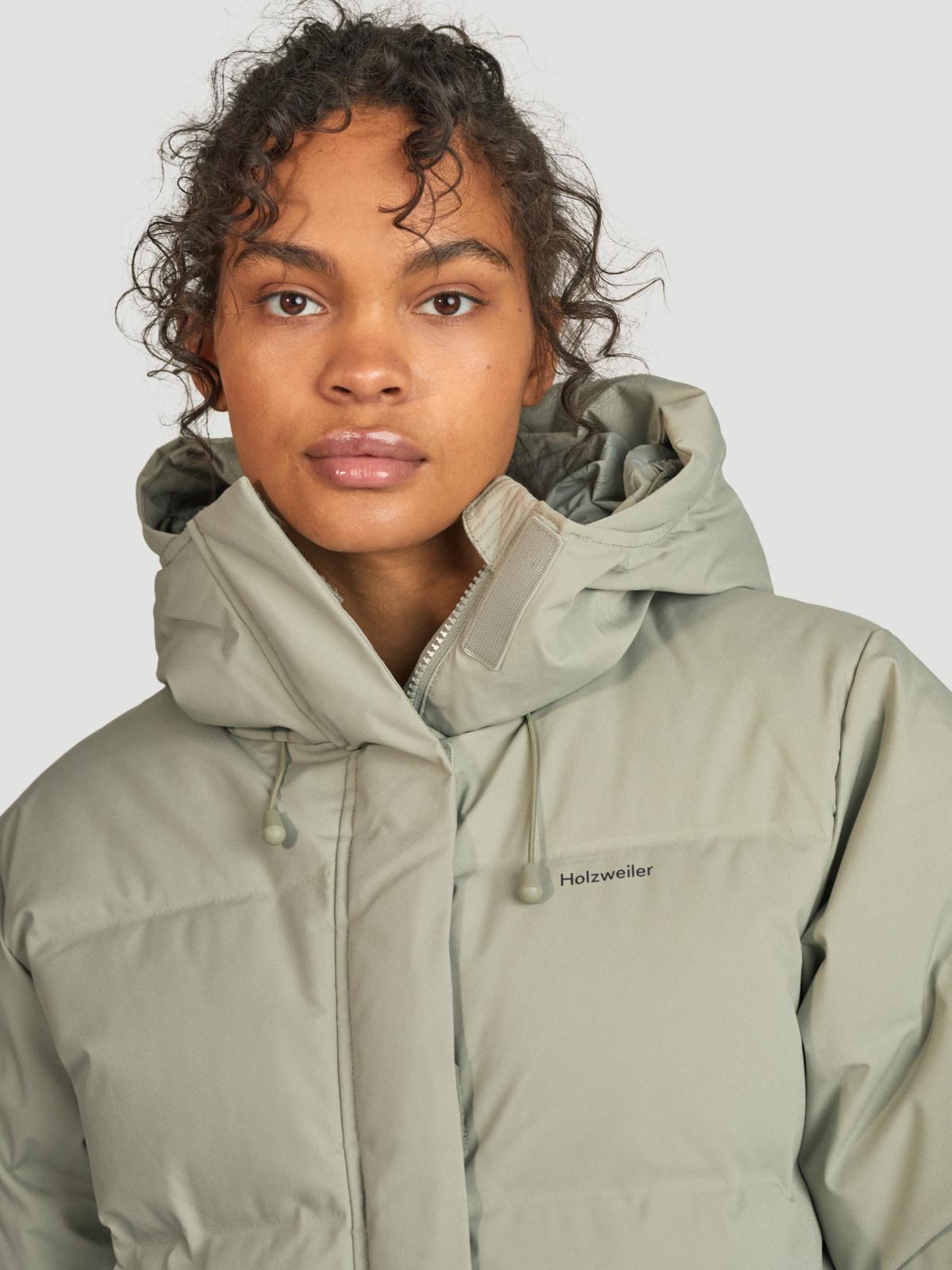 Loen Down Jacket  Teal 1