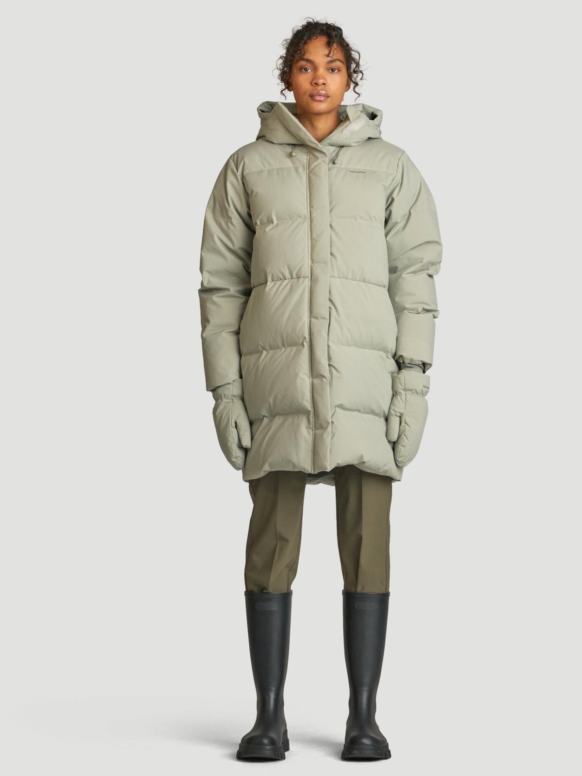 Loen Down Jacket  Teal 4