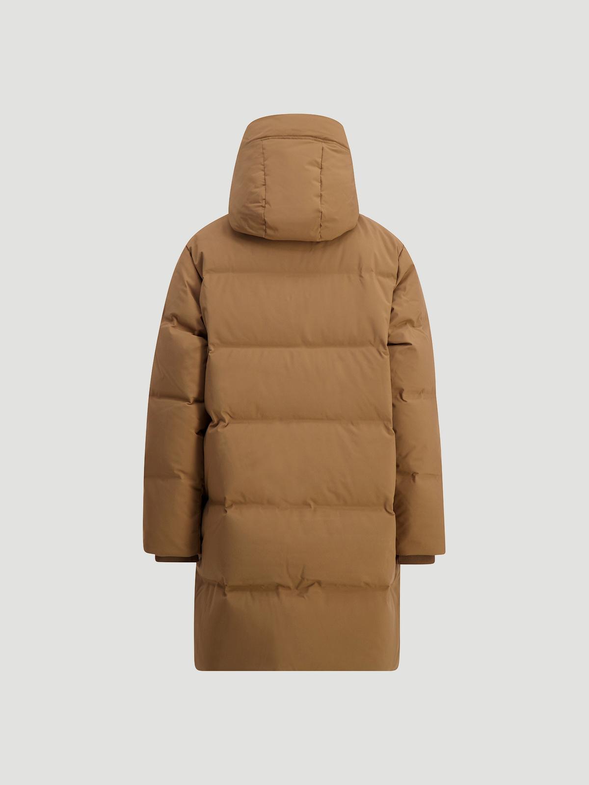 Loen Down Jacket  Lt. Brown 8