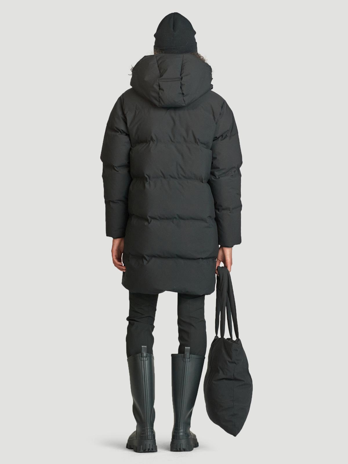 Loen Down Jacket  Black 3
