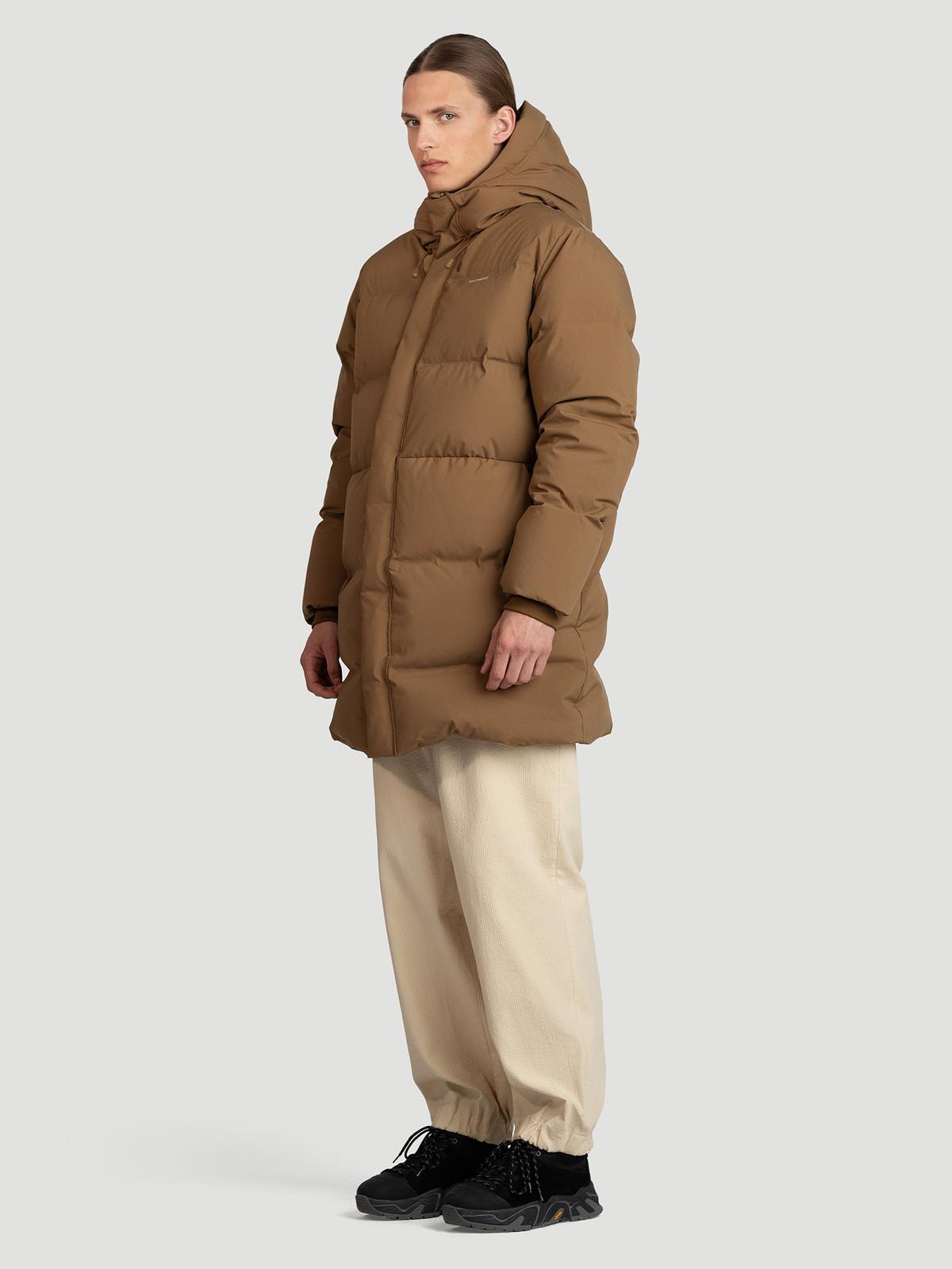 Lom Down Jacket  Lt. Brown 3