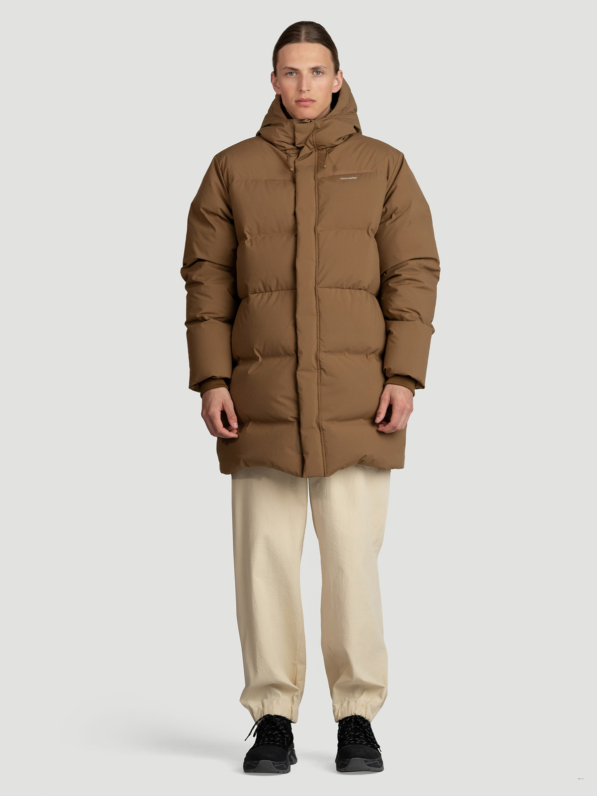 Lom Down Jacket  Lt. Brown 5