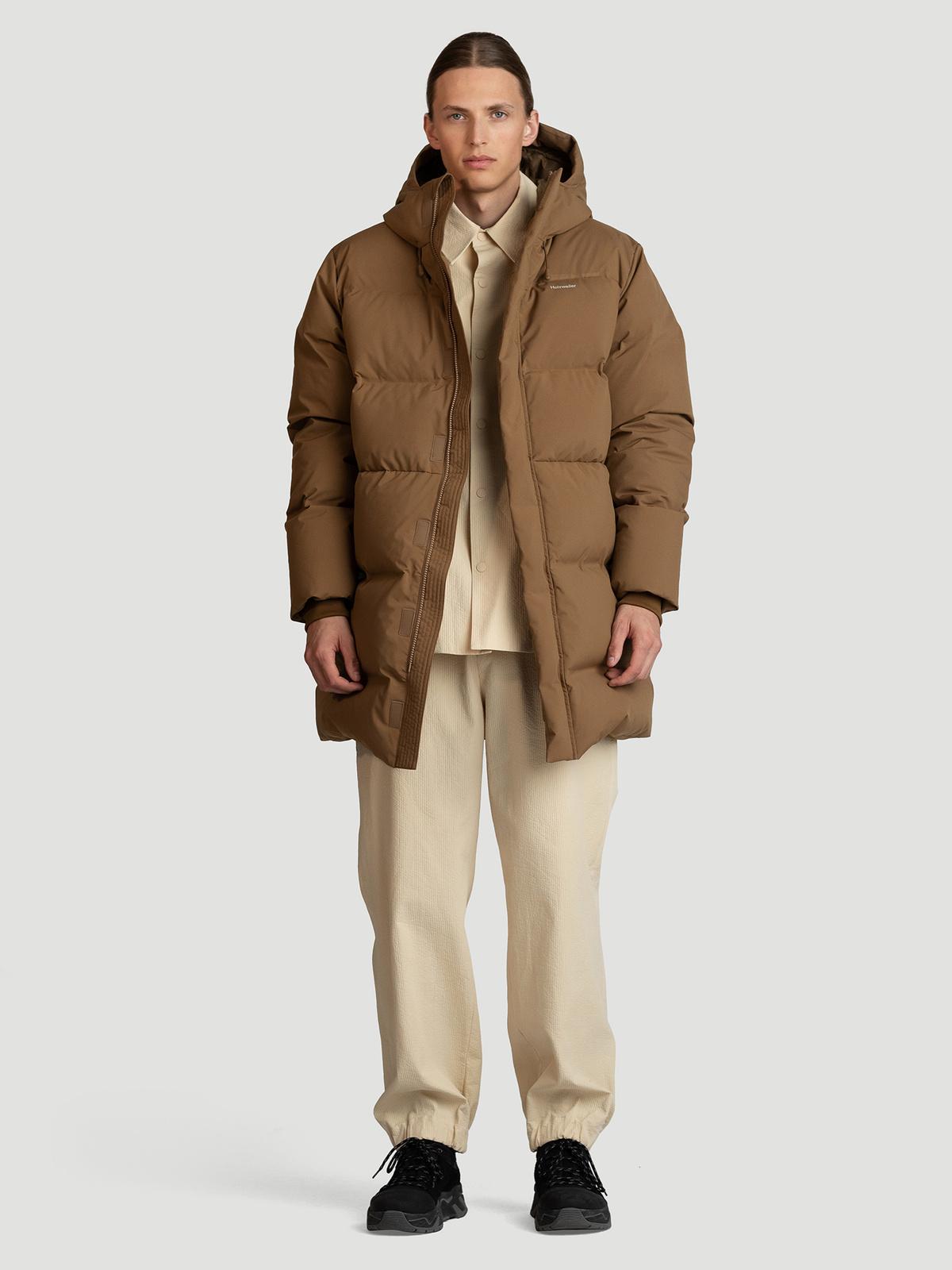 Lom Down Jacket  Lt. Brown 0