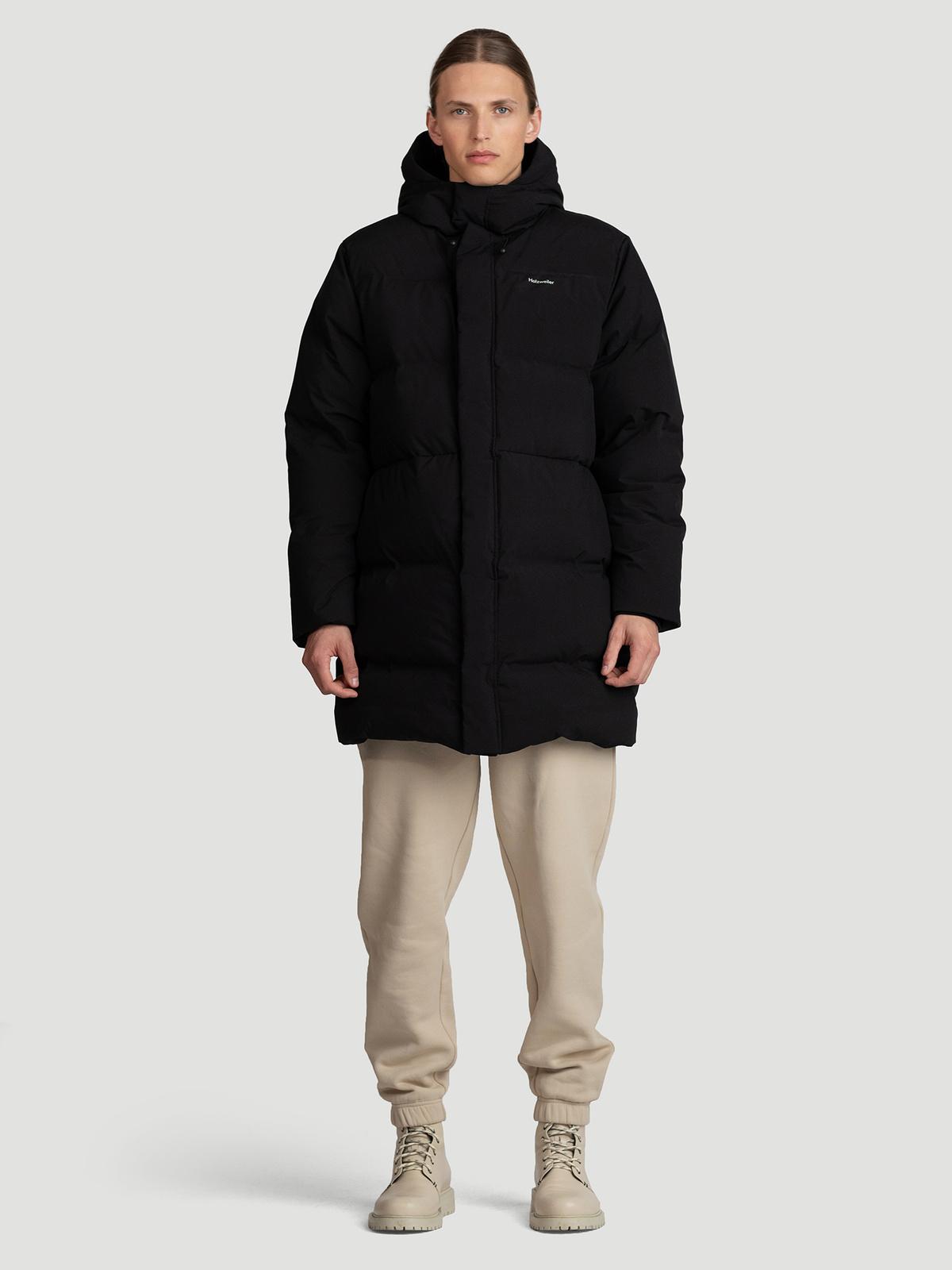 Lom Down Jacket  Black 0