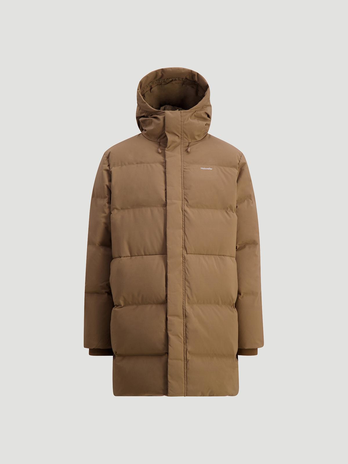 Lom Down Jacket  Lt. Brown 6