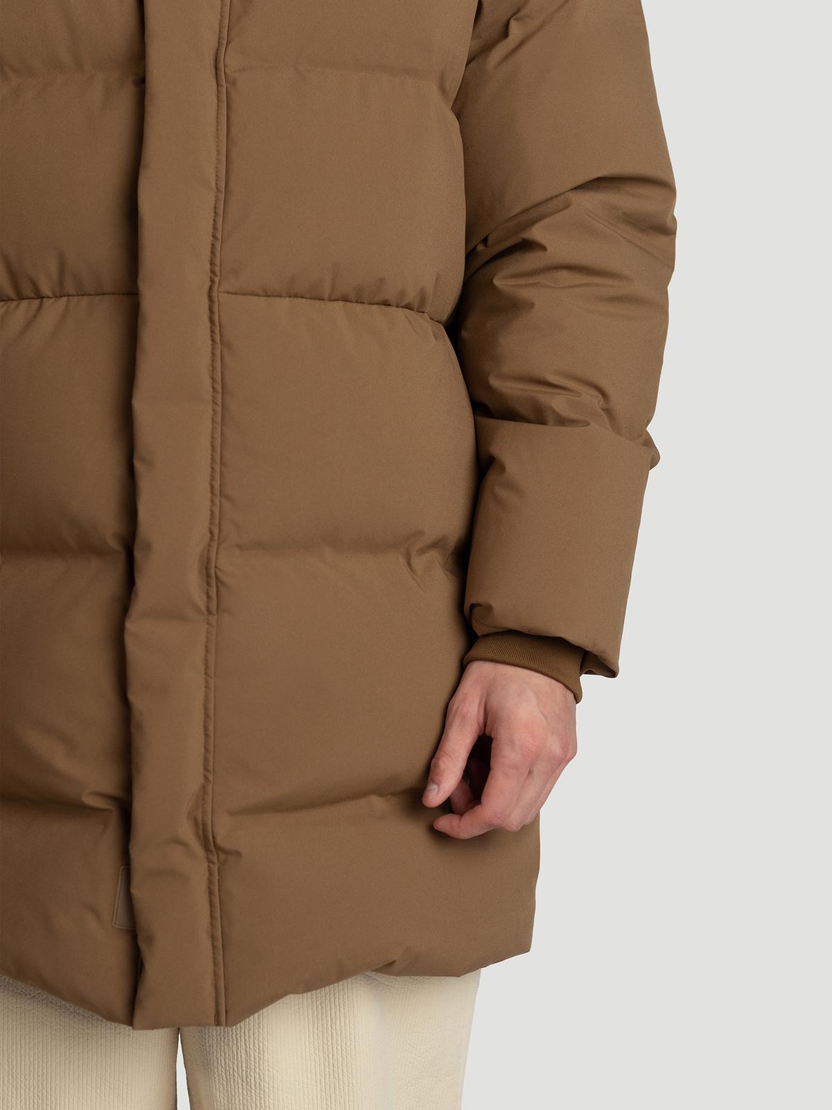 Lom Down Jacket  Lt. Brown 2