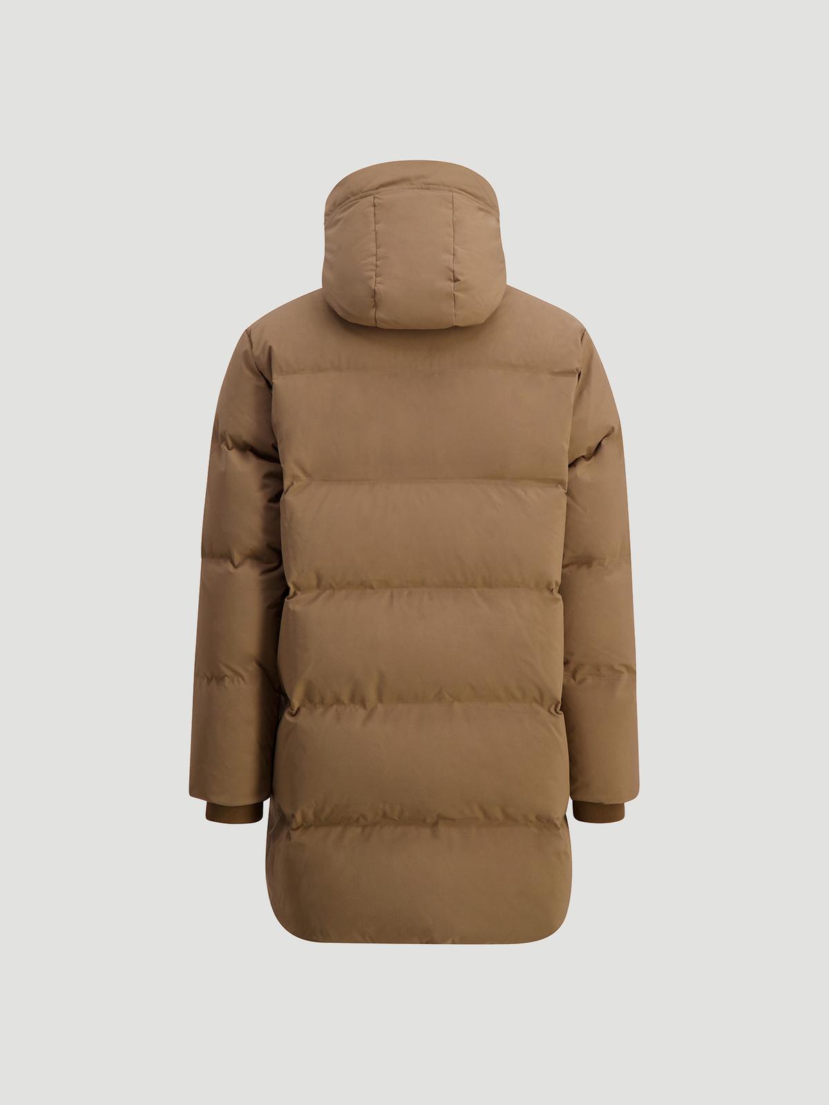 Lom Down Jacket  Lt. Brown 8