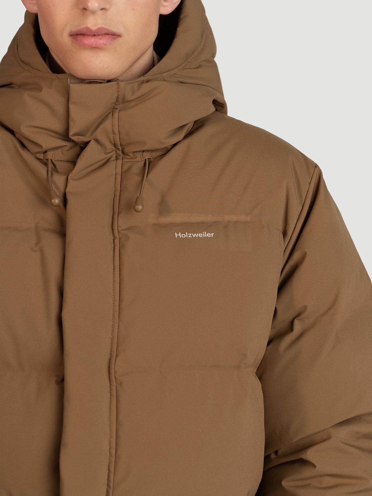 Lom Down Jacket  Lt. Brown 1