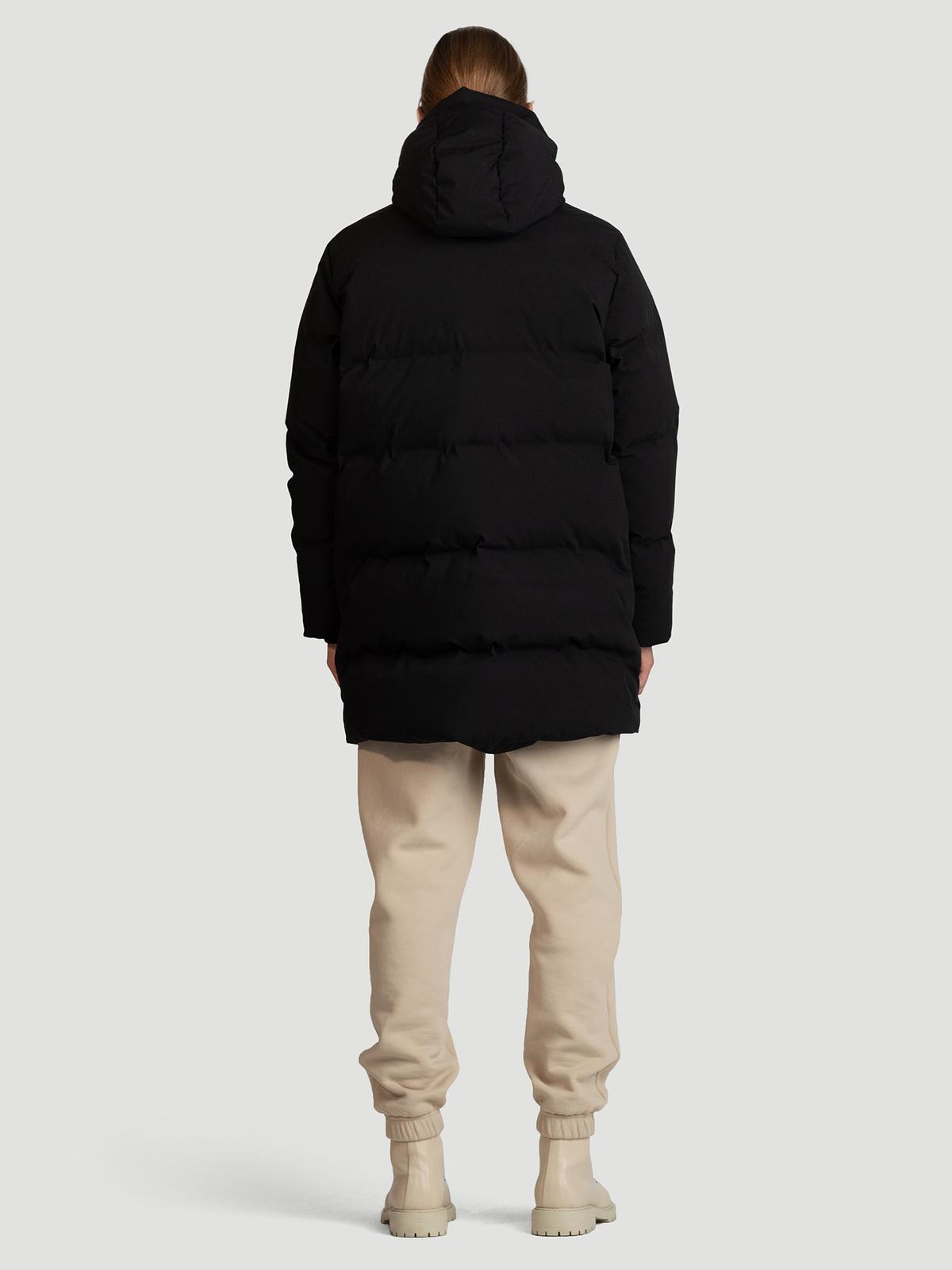 Lom Down Jacket  Black 2