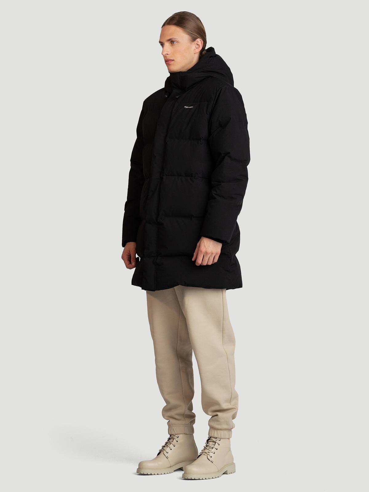 Lom Down Jacket  Black 1