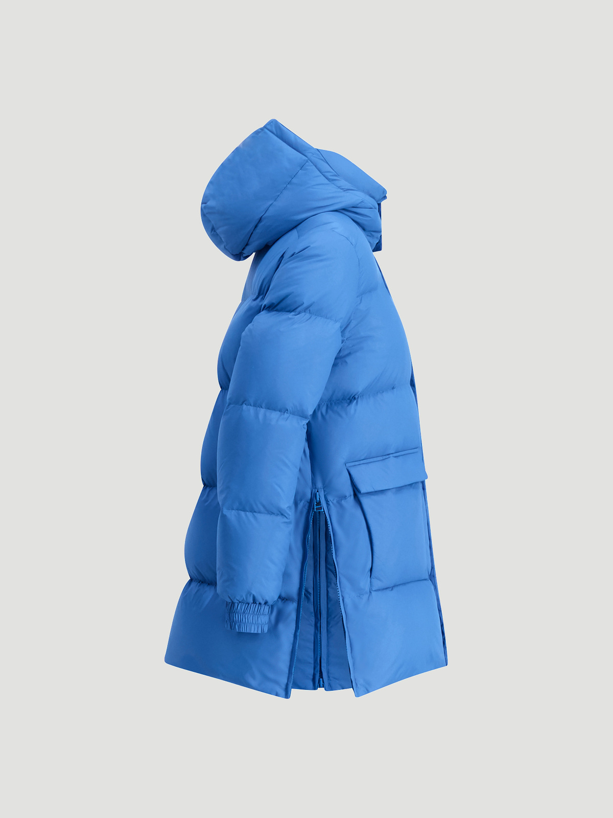 Sol Down Jacket  Blue 8