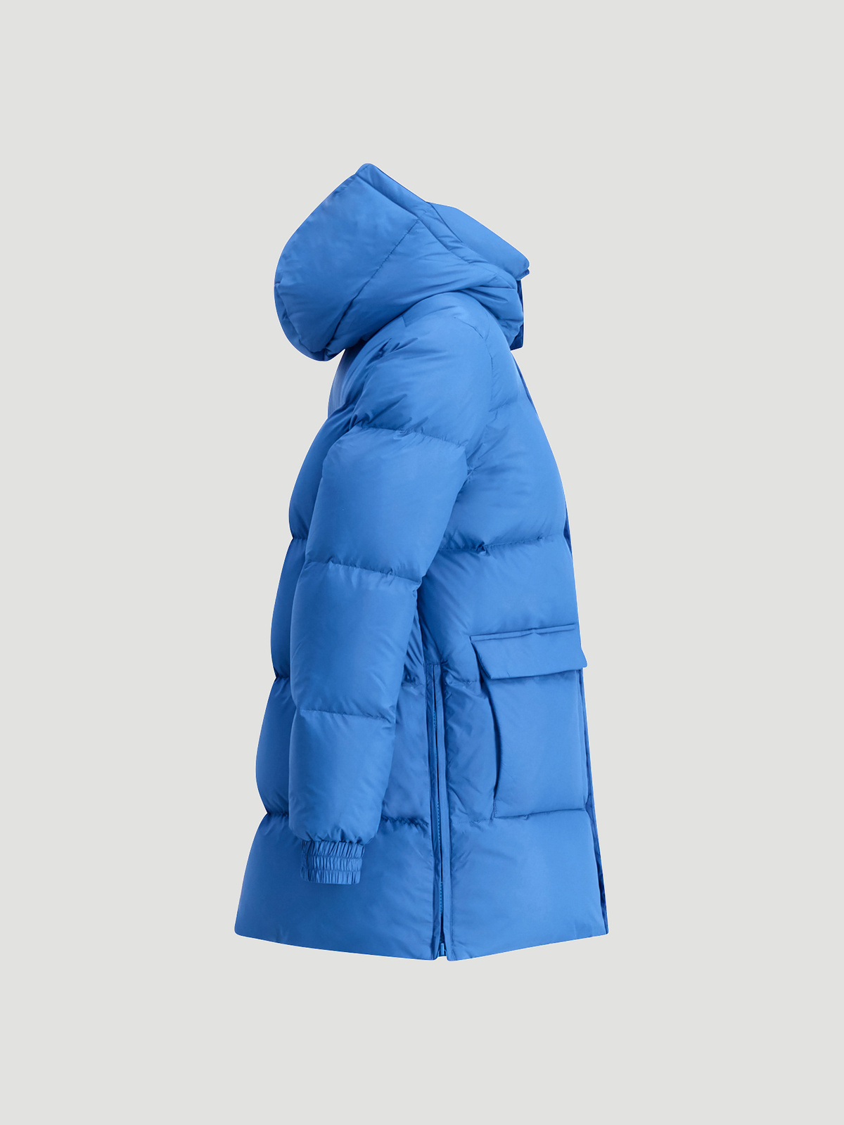 Sol Down Jacket  Blue 7