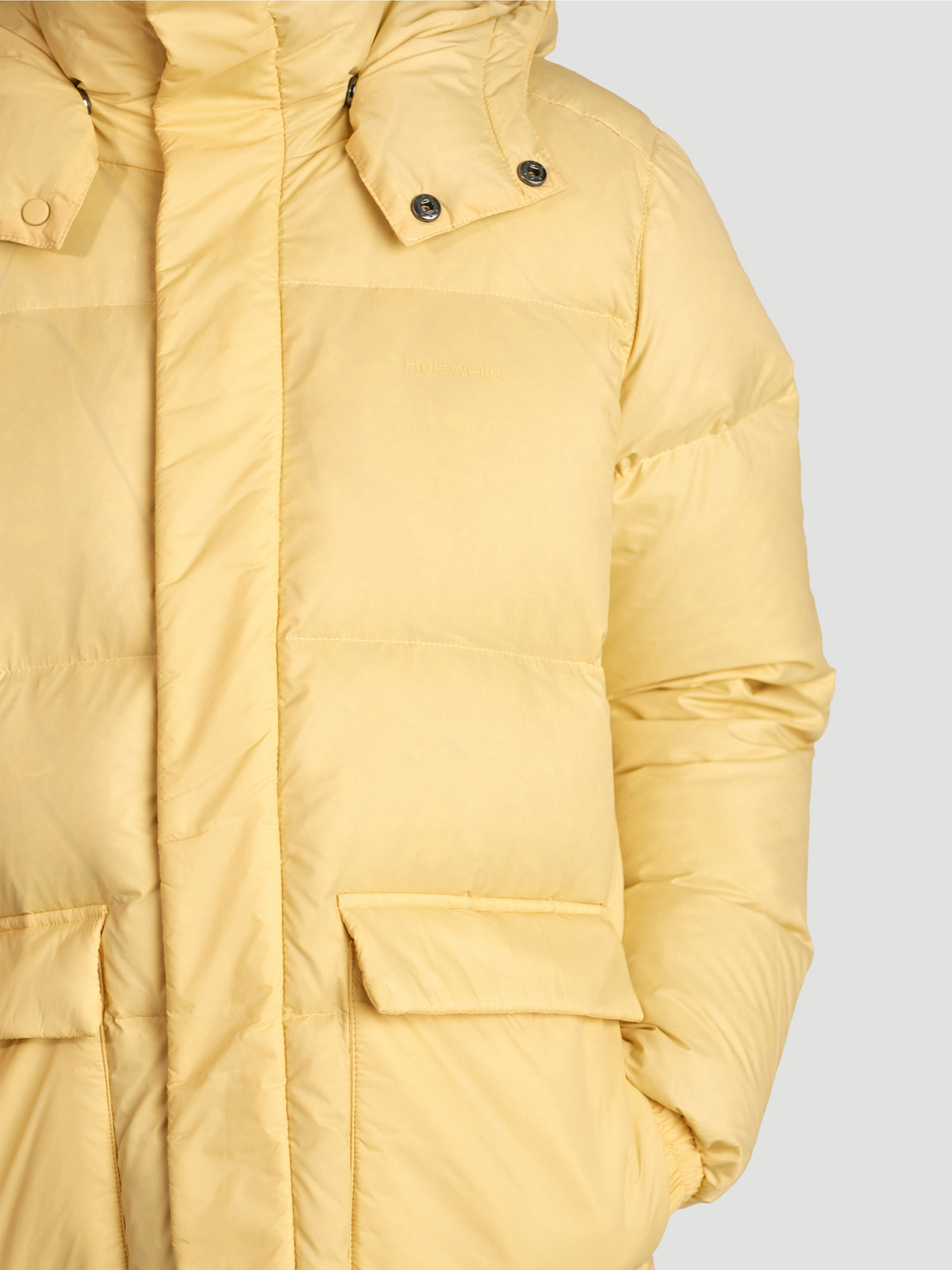 Sol Down Jacket  Lt. Yellow 1