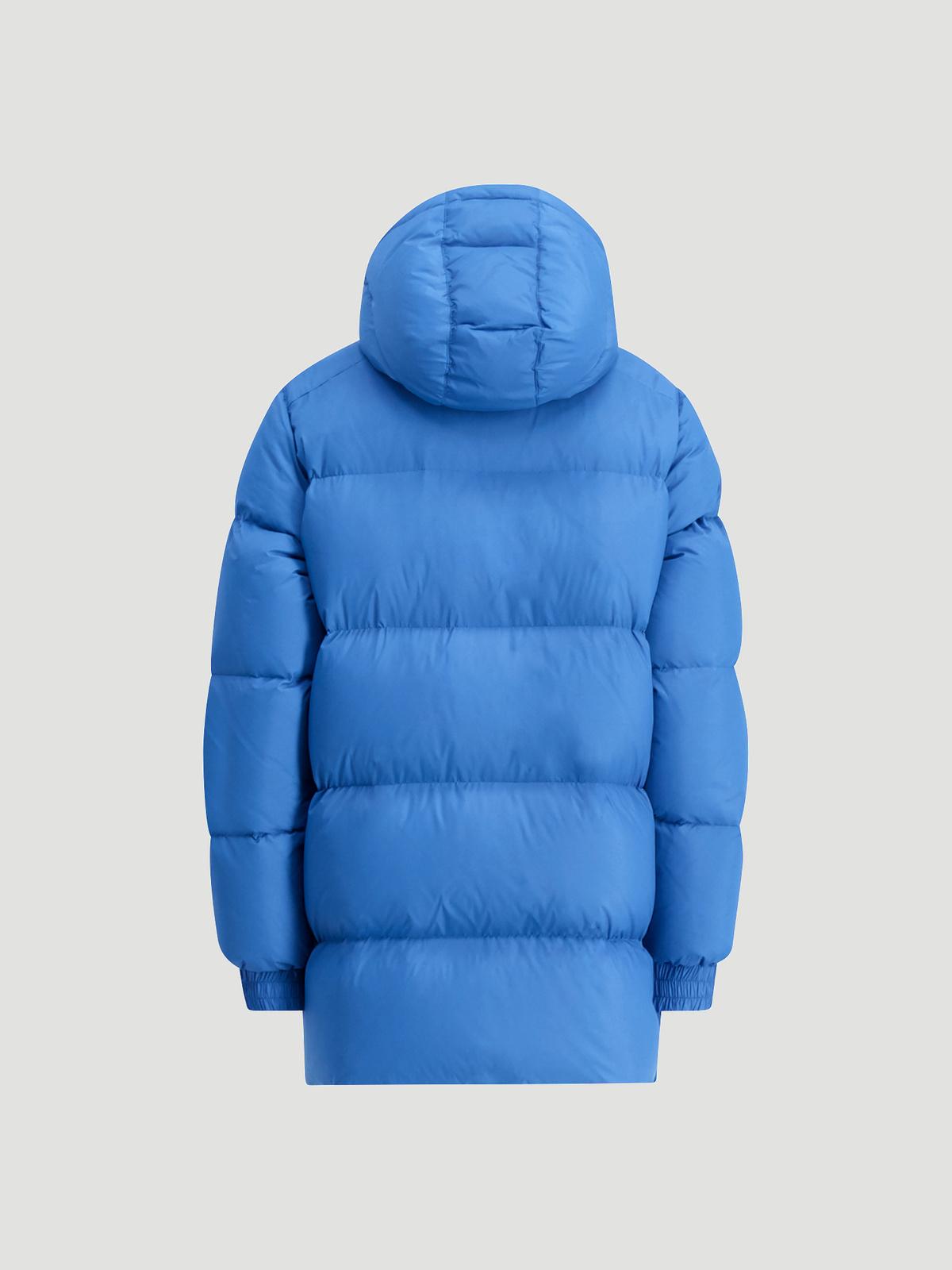 Sol Down Jacket  Blue 9