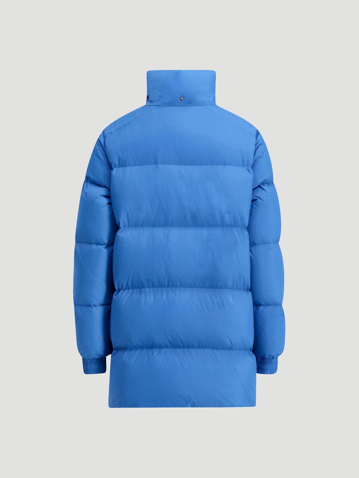 Sol Down Jacket  Blue 10