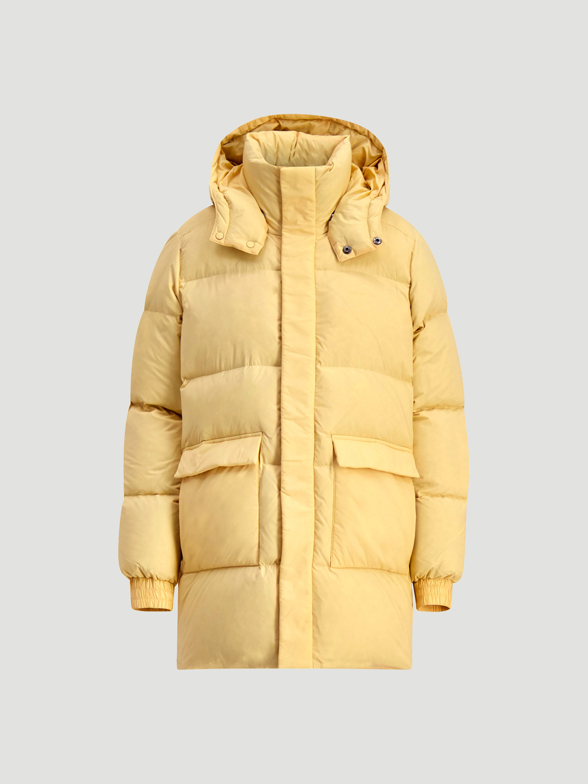 Sol Down Jacket  Lt. Yellow 7