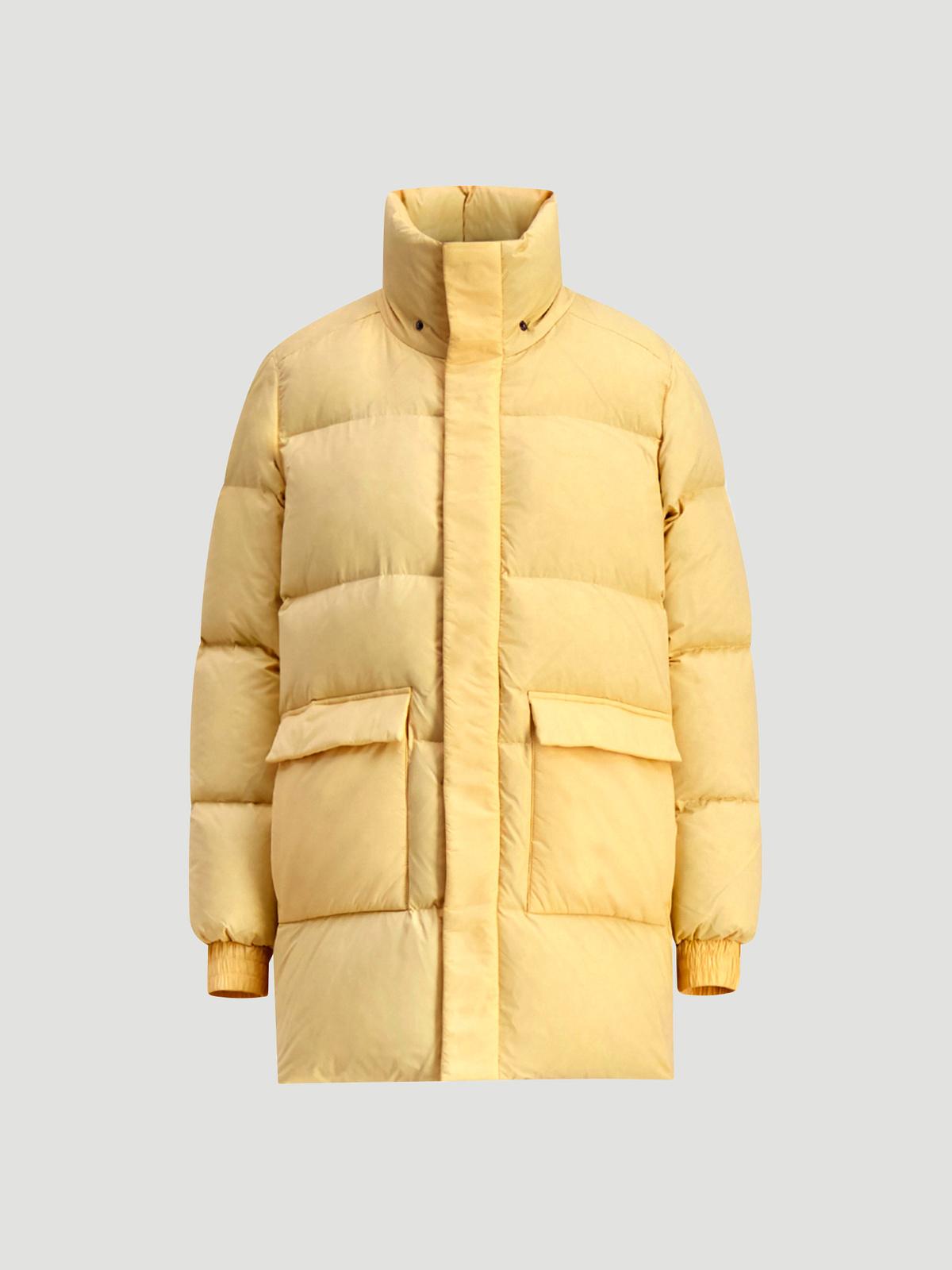 Sol Down Jacket  Lt. Yellow 5