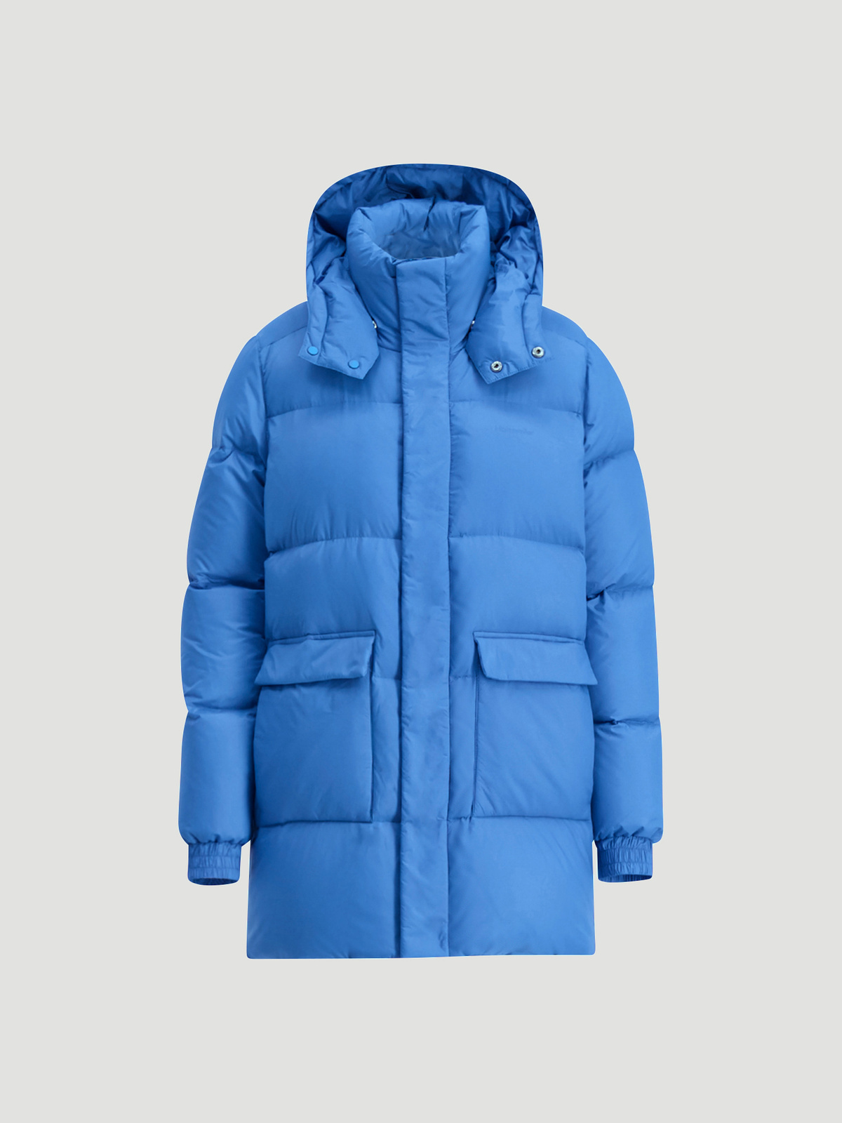Sol Down Jacket  Blue 5