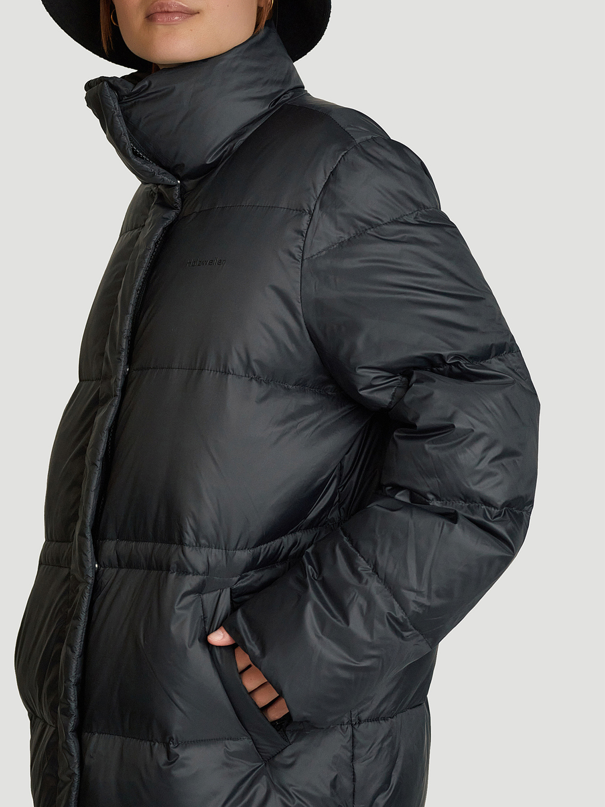 Skogshorn Down Jacket  Black 1