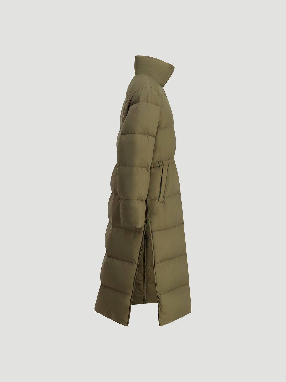 Skogshorn Down Jacket  Army 2