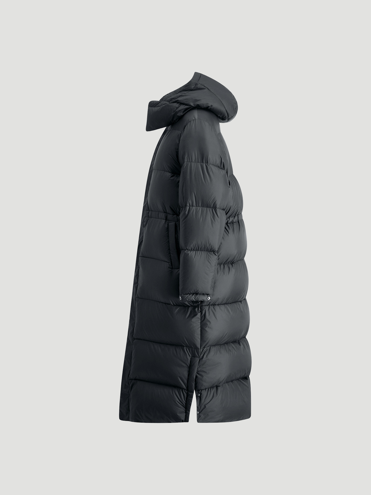 Skogshorn Down Jacket  Black 5