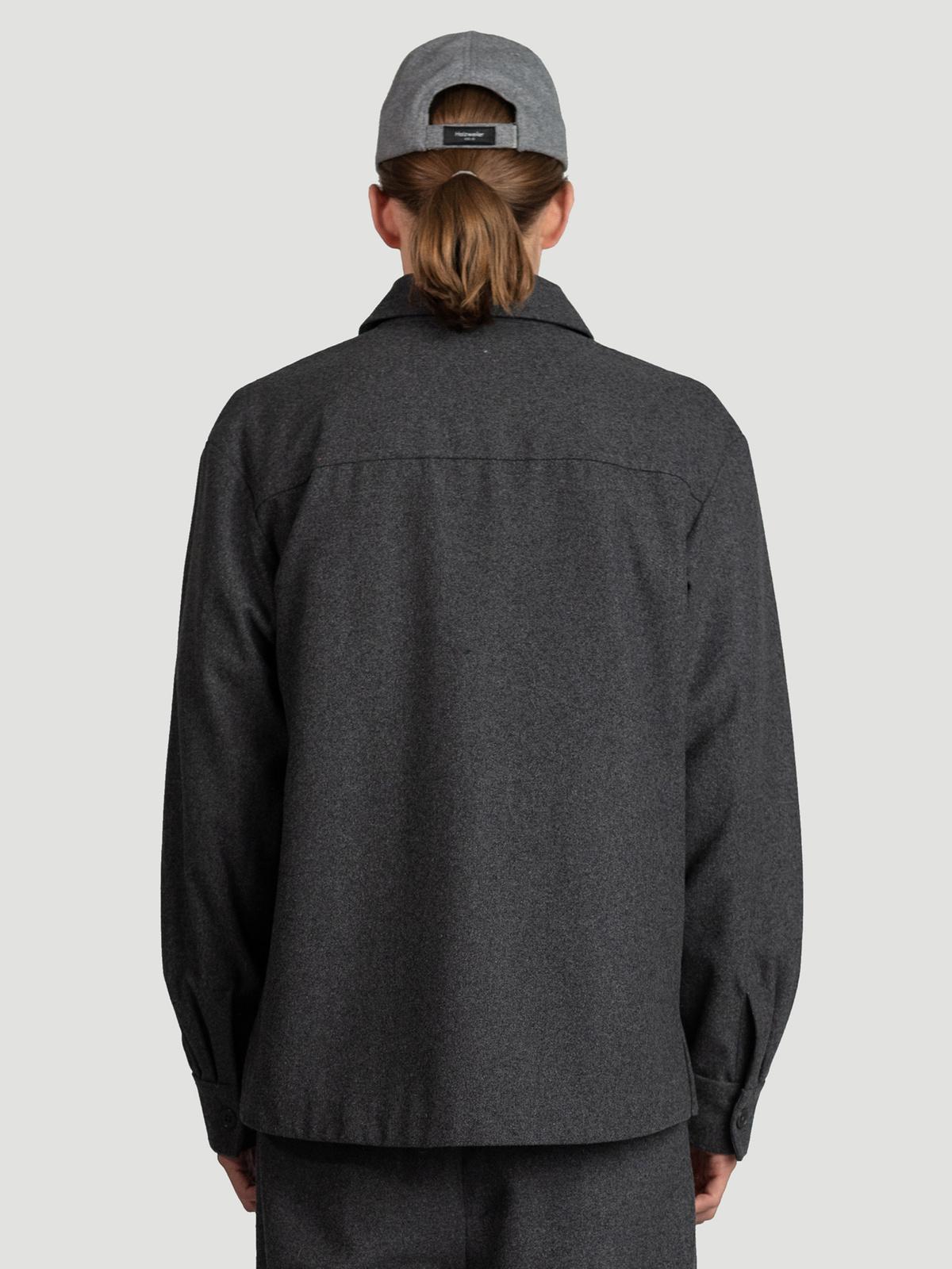 Seju Shirt  Dk. Grey 5