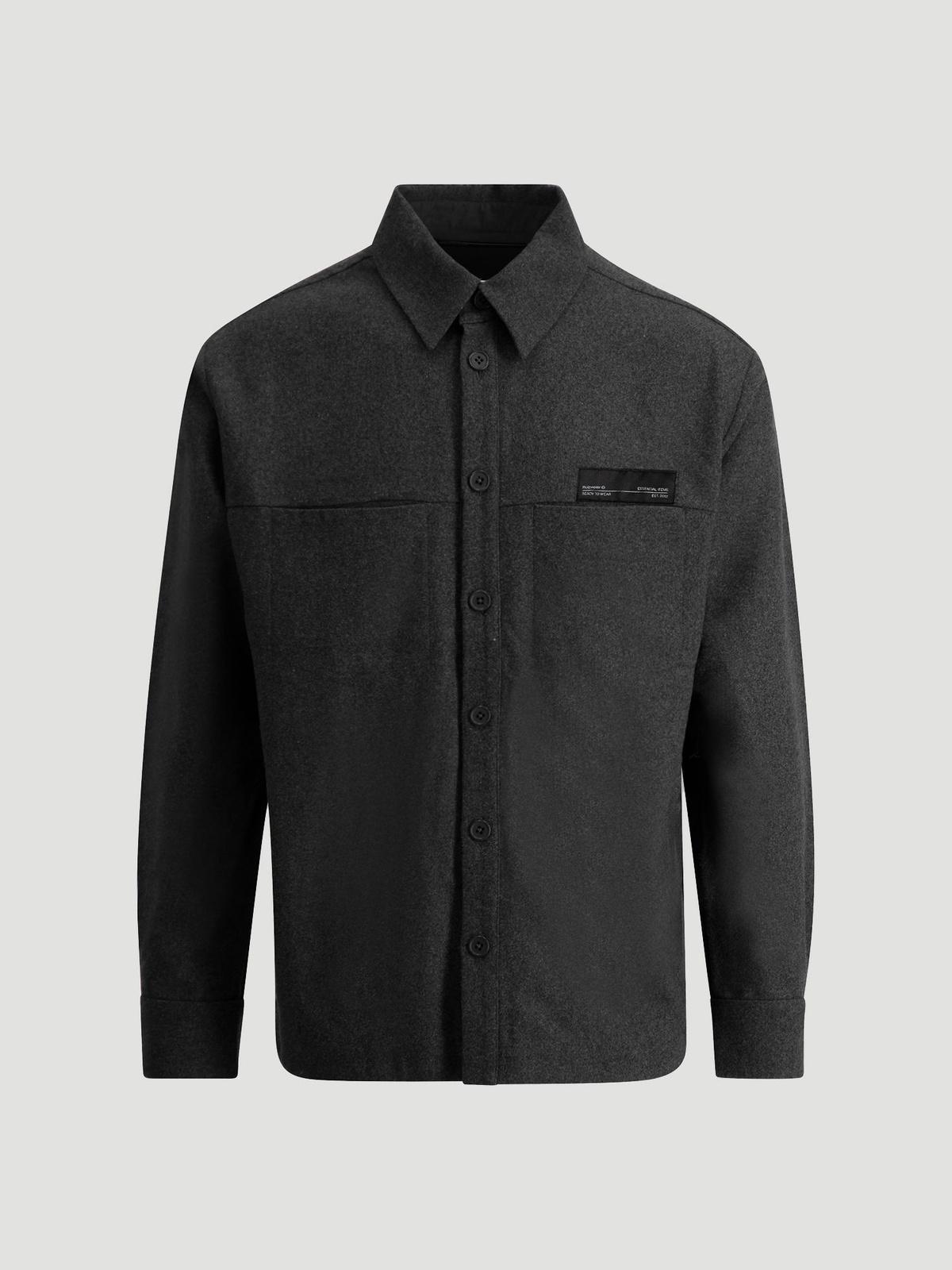 Seju Shirt  Dk. Grey 6