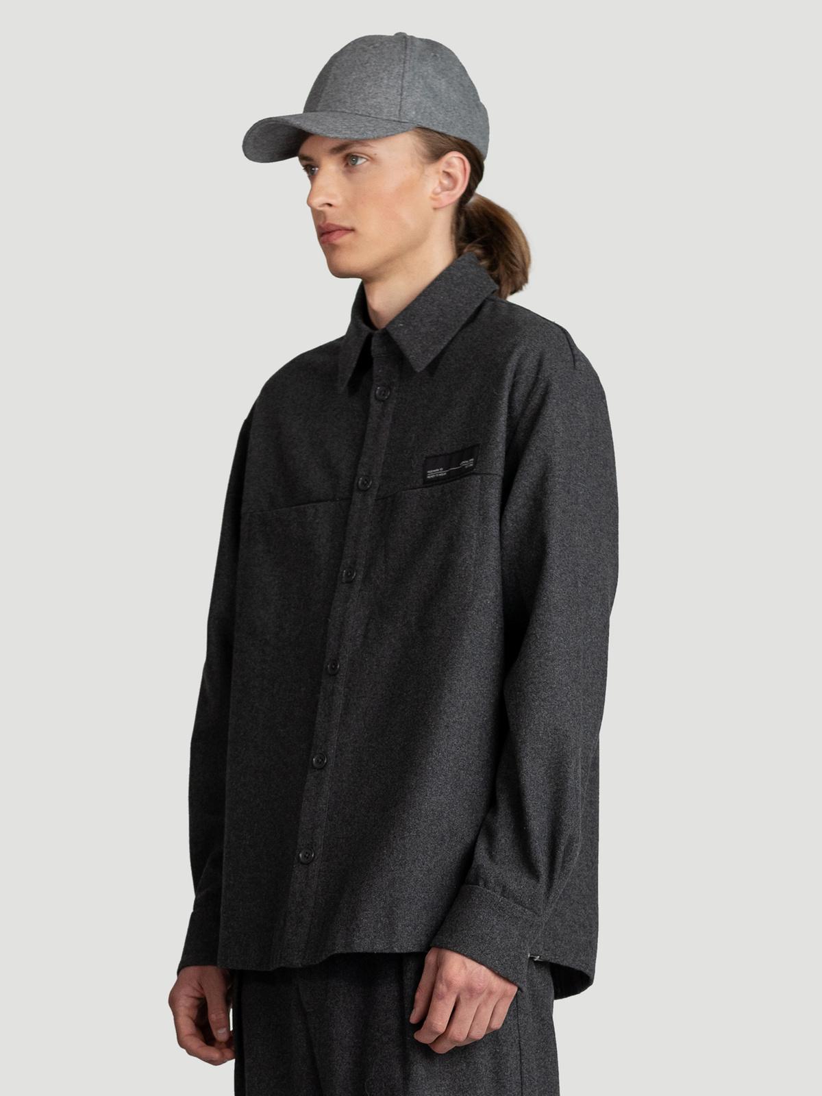 Seju Shirt  Dk. Grey 3