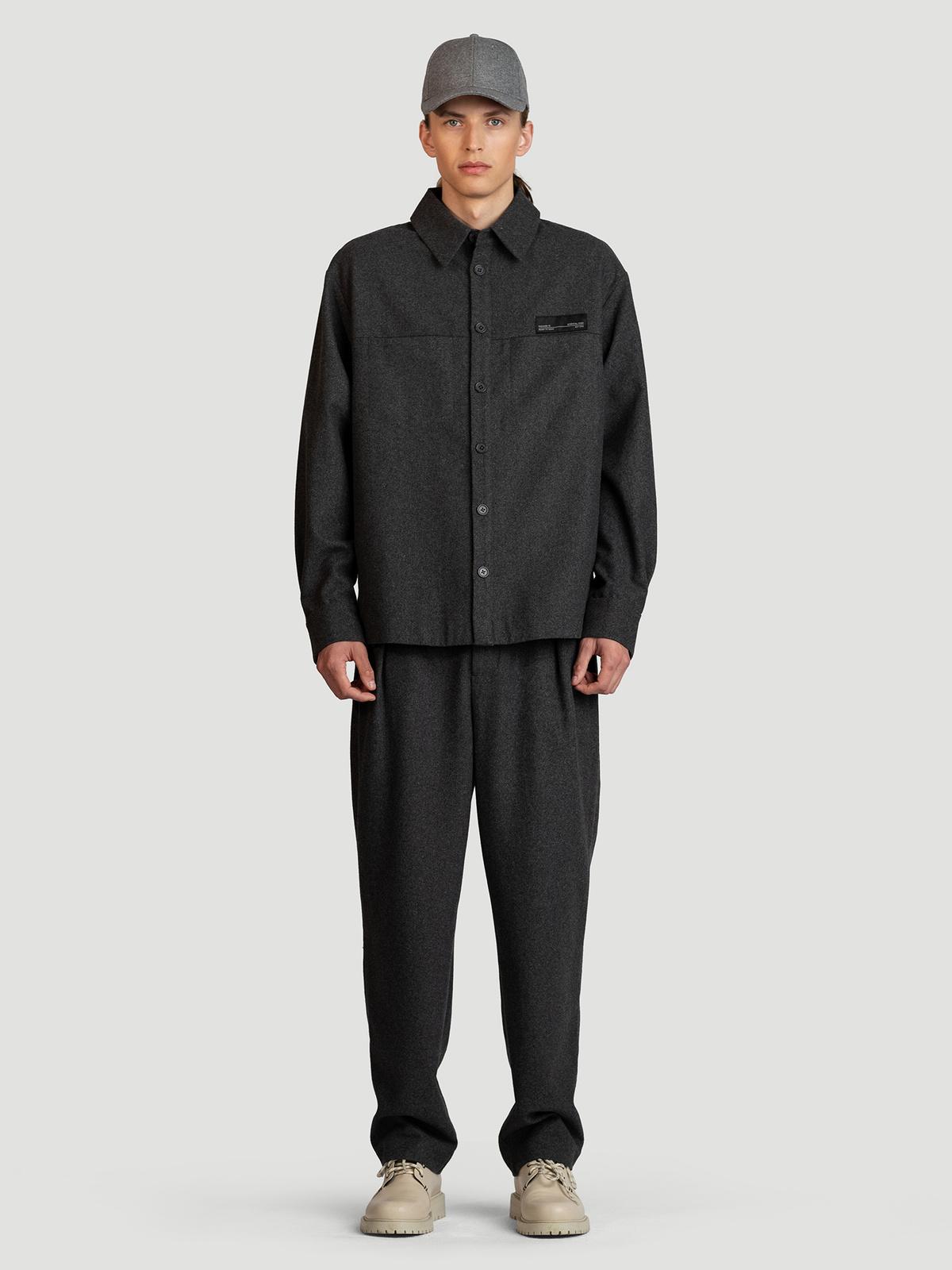 Seju Shirt  Dk. Grey 4