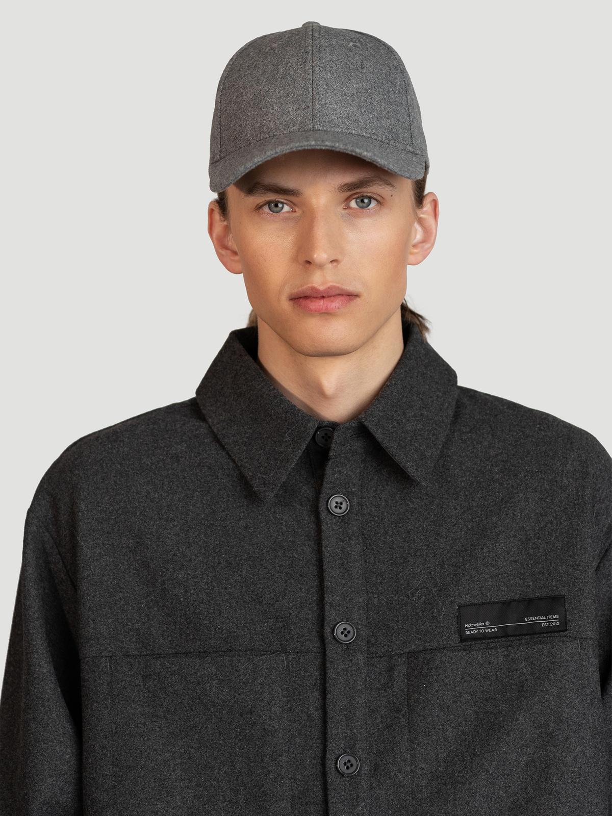 Seju Shirt  Dk. Grey 1
