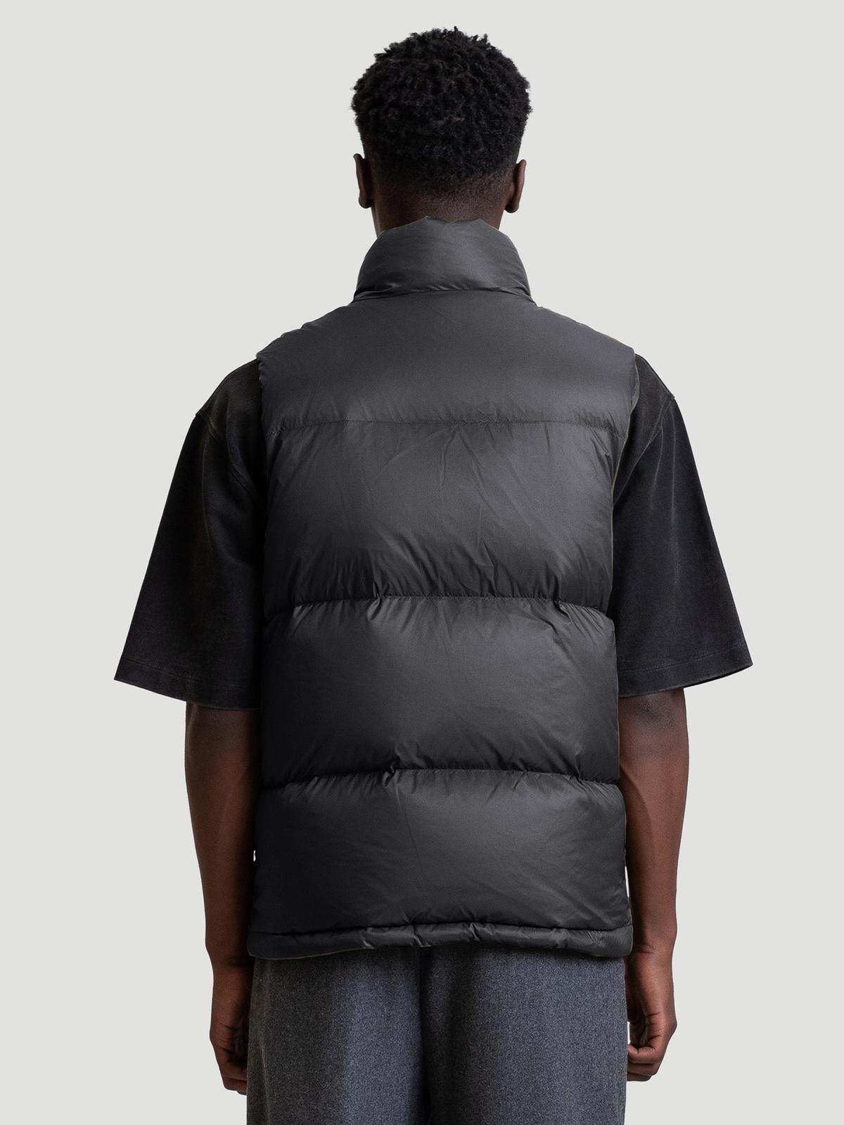 Ail Unisex Down Vest  Black 7